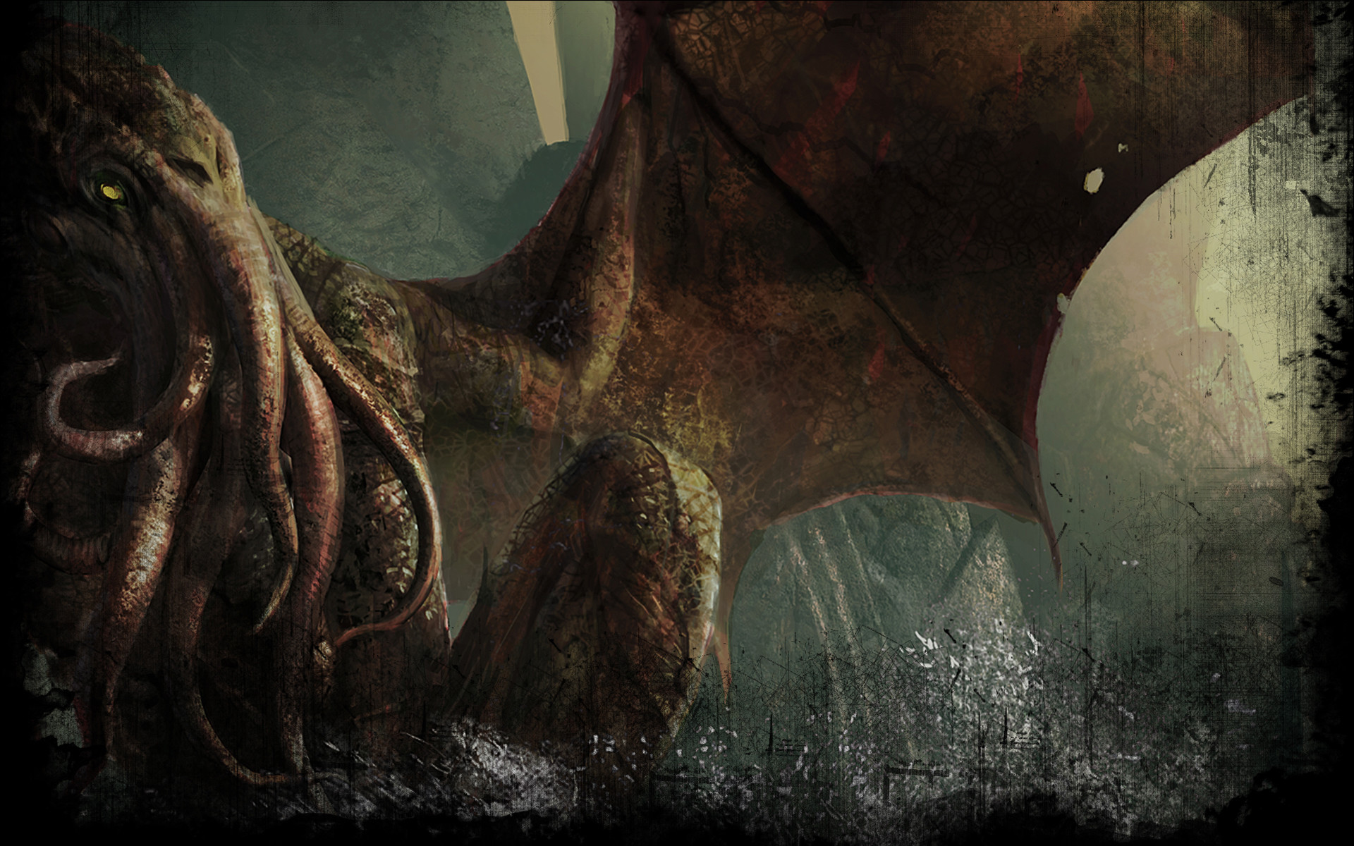 Cthulhu Wallpapers 67 Pictures