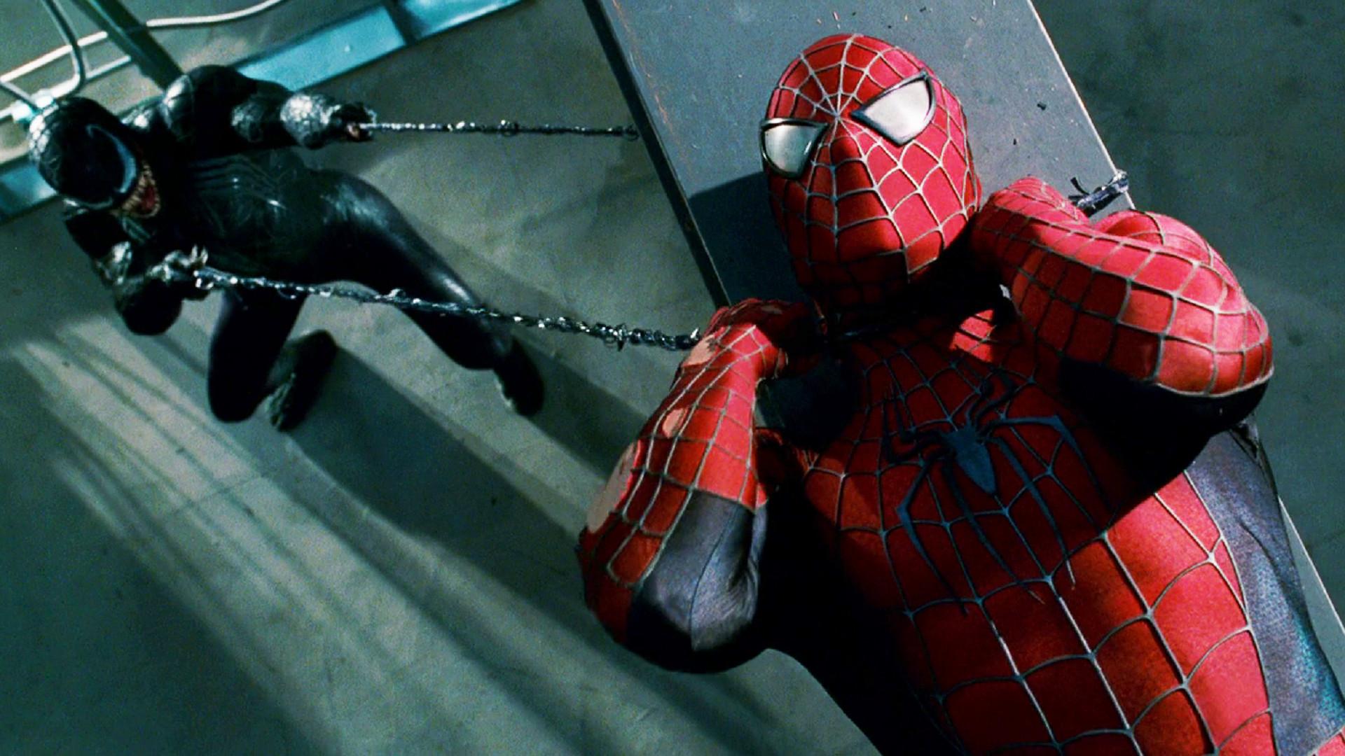 Free Spiderman Venom Wallpaper ...