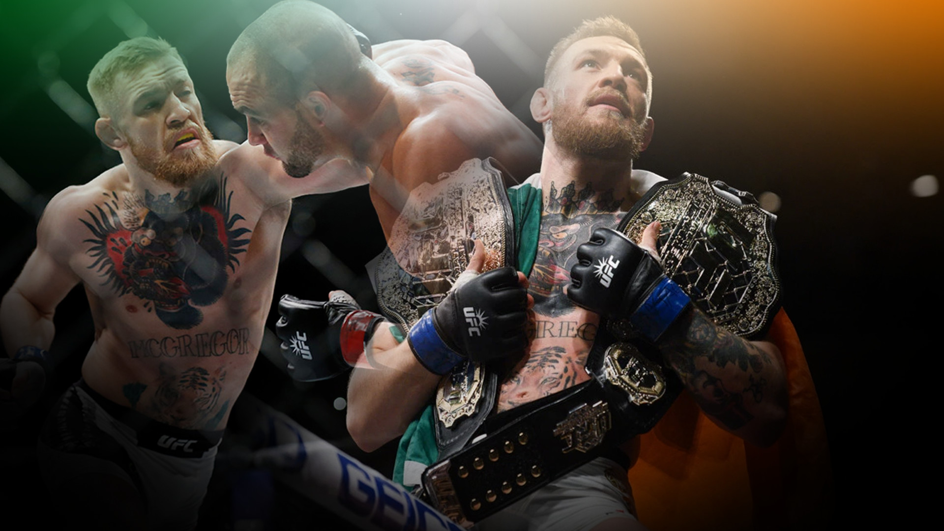 Conor McGregor Wallpapers (70+ pictures)