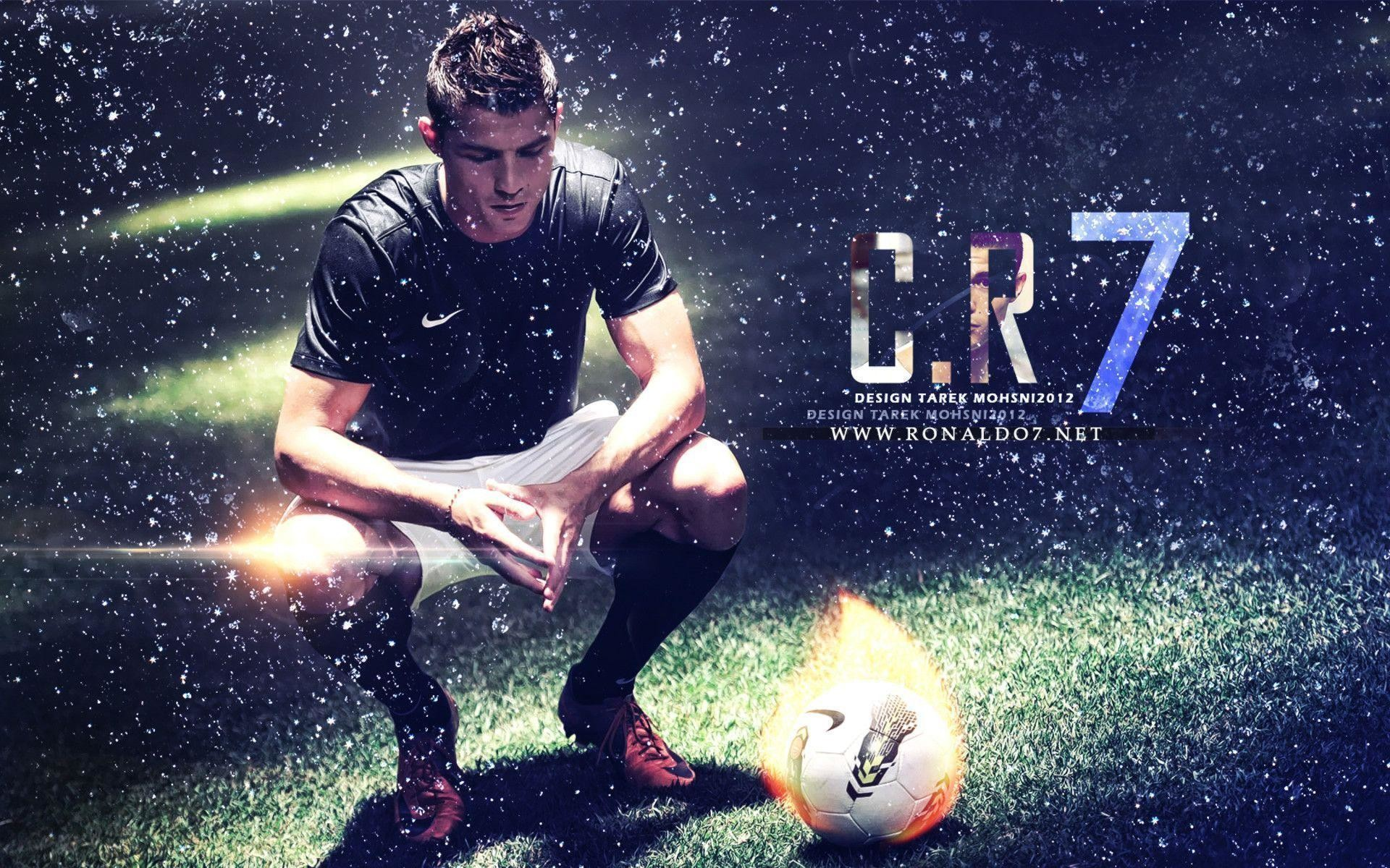 1920x1200 Cristiano Ronaldo Nike Wallpaper