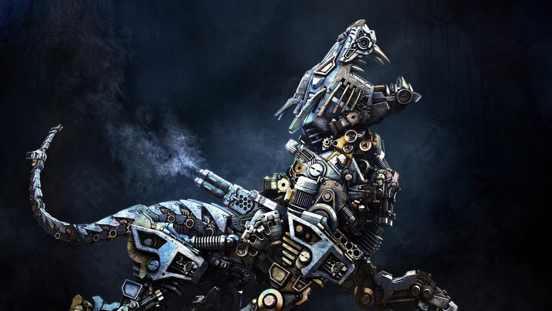 Cyborg Wallpapers 71 Pictures