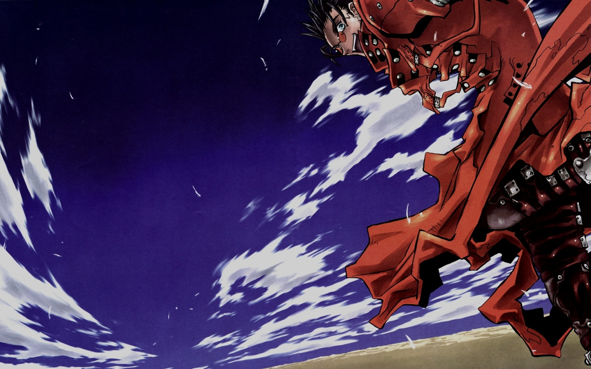 Vash The Stampede Wallpaper 42 Pictures Images, Photos, Reviews