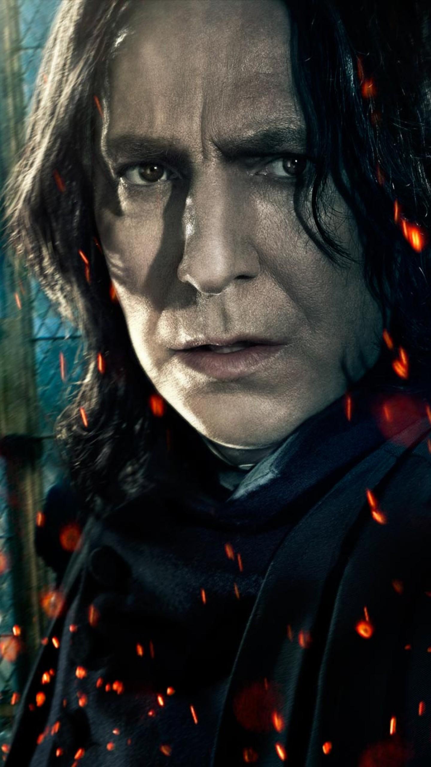 Simply Severus b - Alan Rickman Photo (36991545) - Fanpop