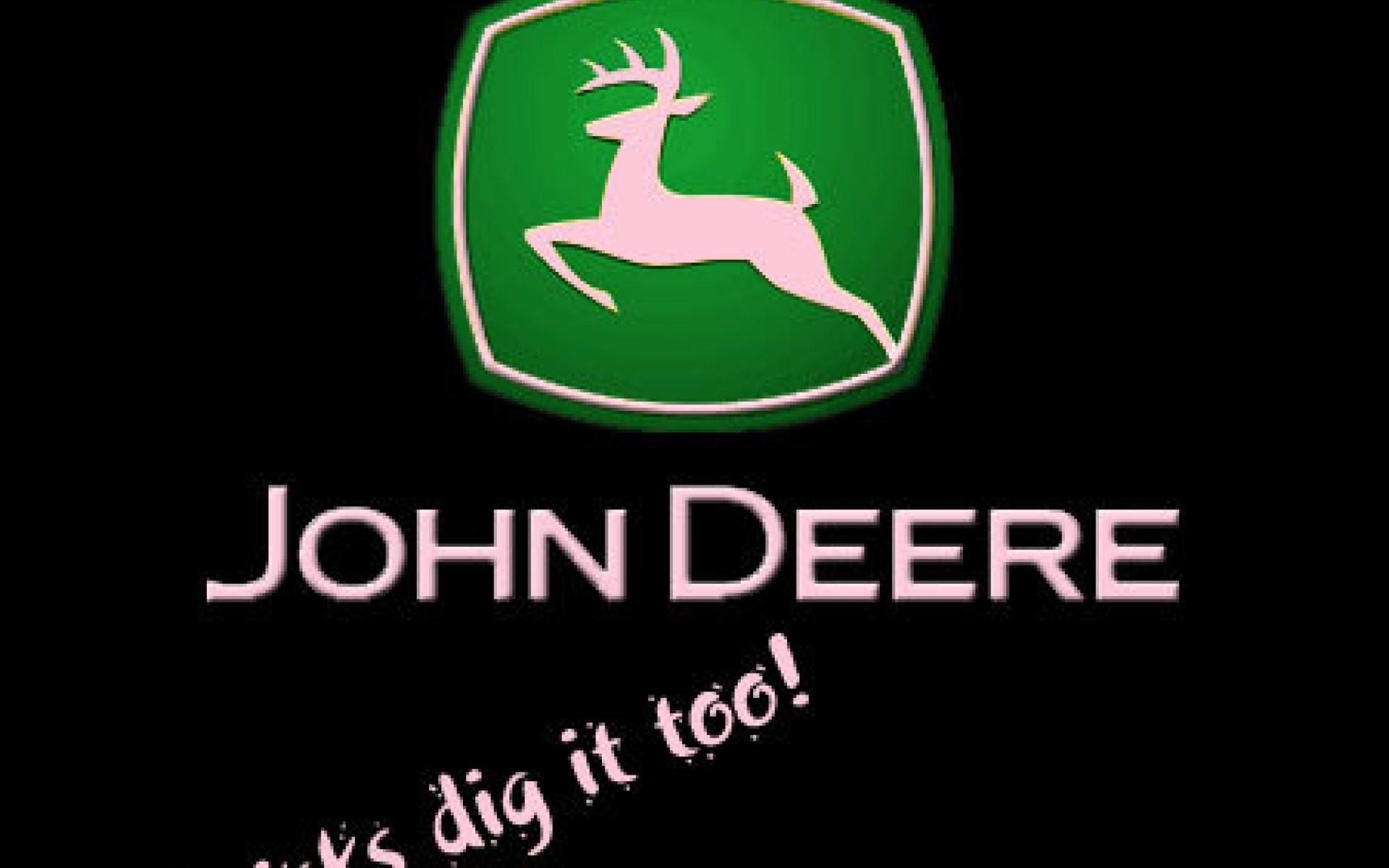 John Deere Logo Wallpaper 62 Pictures