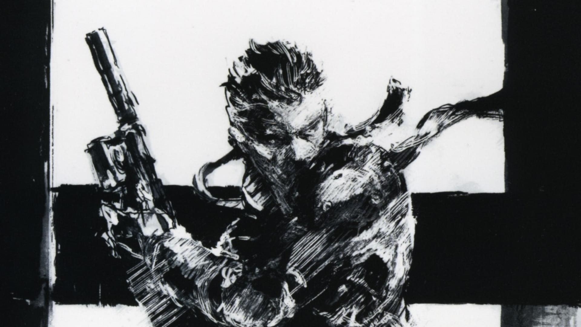 Solid Snake Wallpaper 69 Pictures
