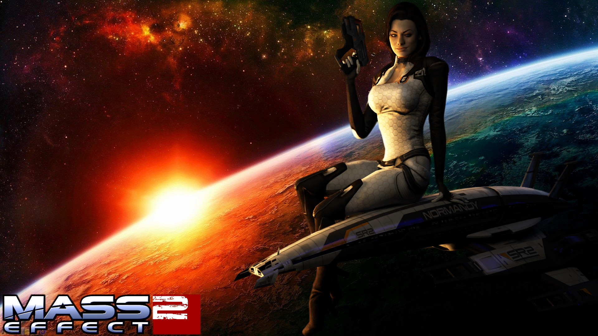 Mass Effect 1 Wallpaper 67 Pictures