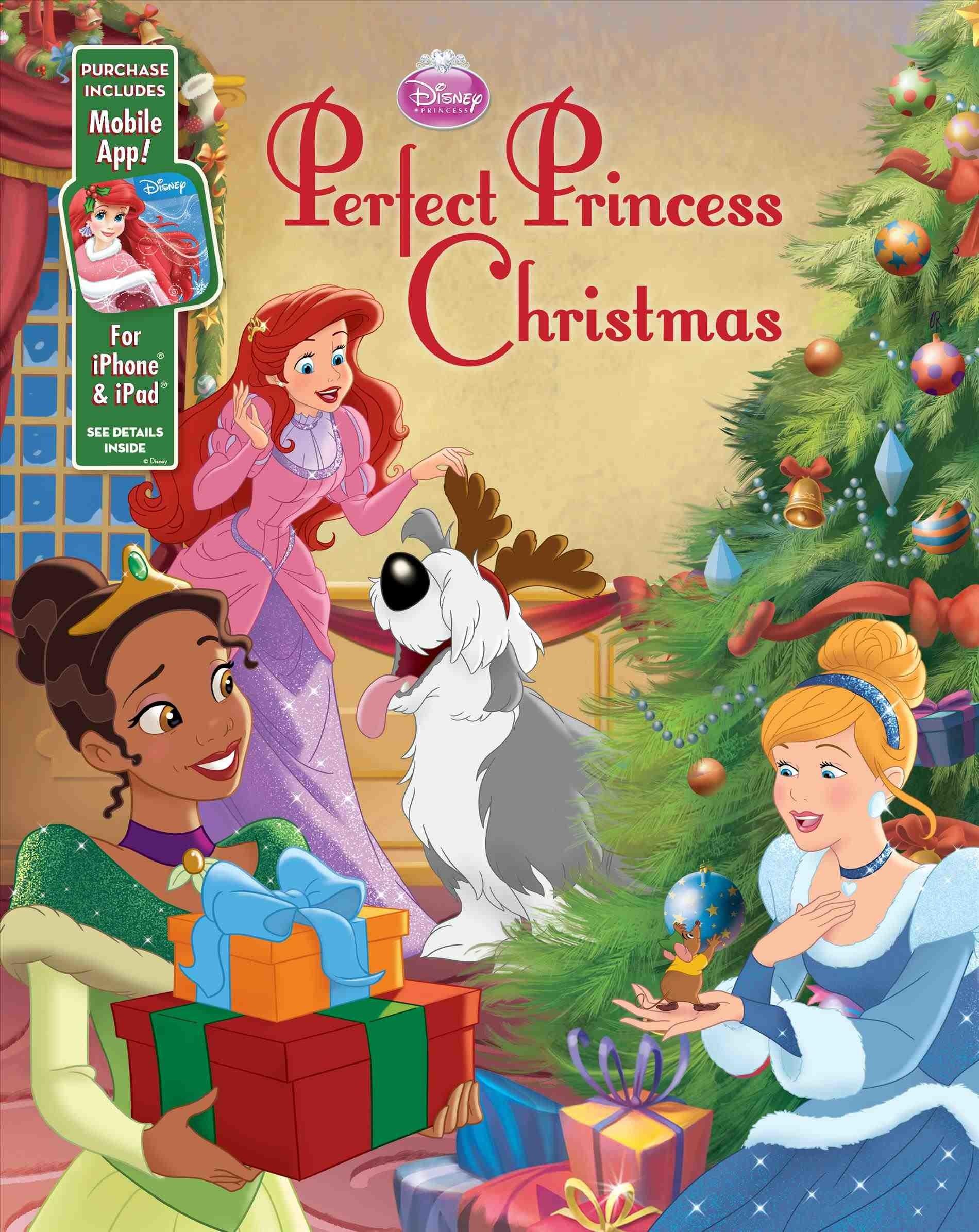 Disney Princess Christmas Wallpaper 54 Pictures