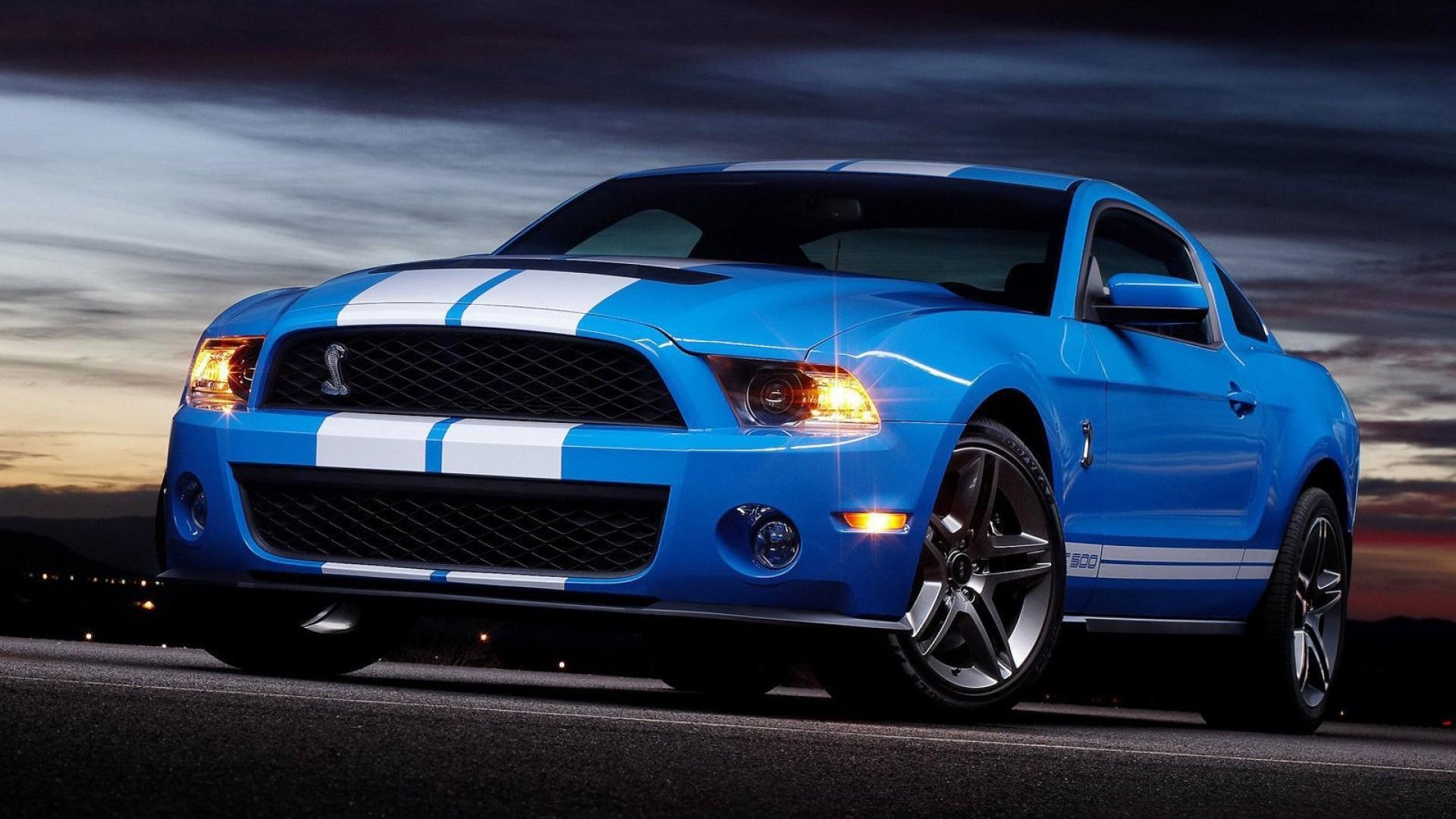Mustang 2013 Wallpaper Hd