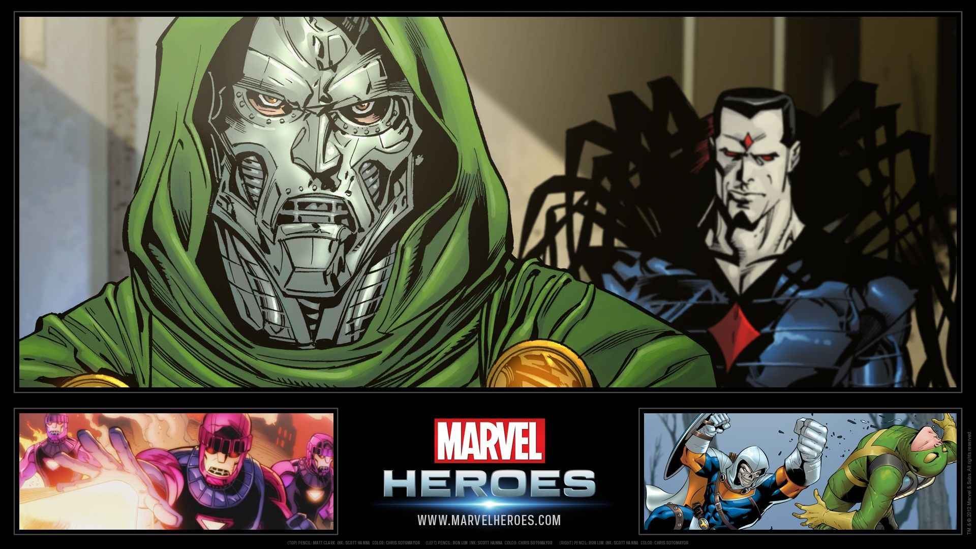 Marvel Heroes Wallpapers (64+ pictures)