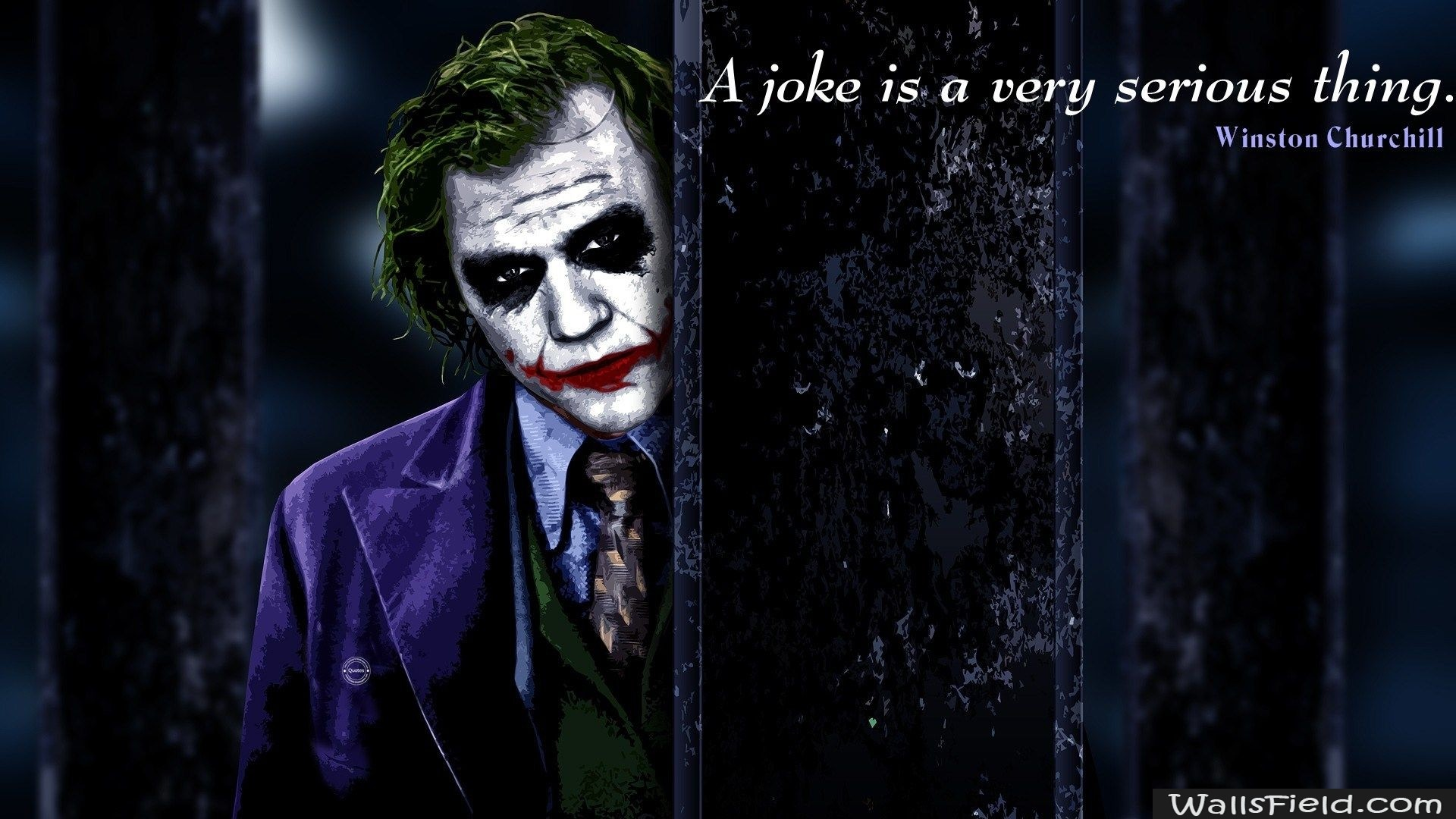 Joker Quotes Wallpapers 64 Pictures