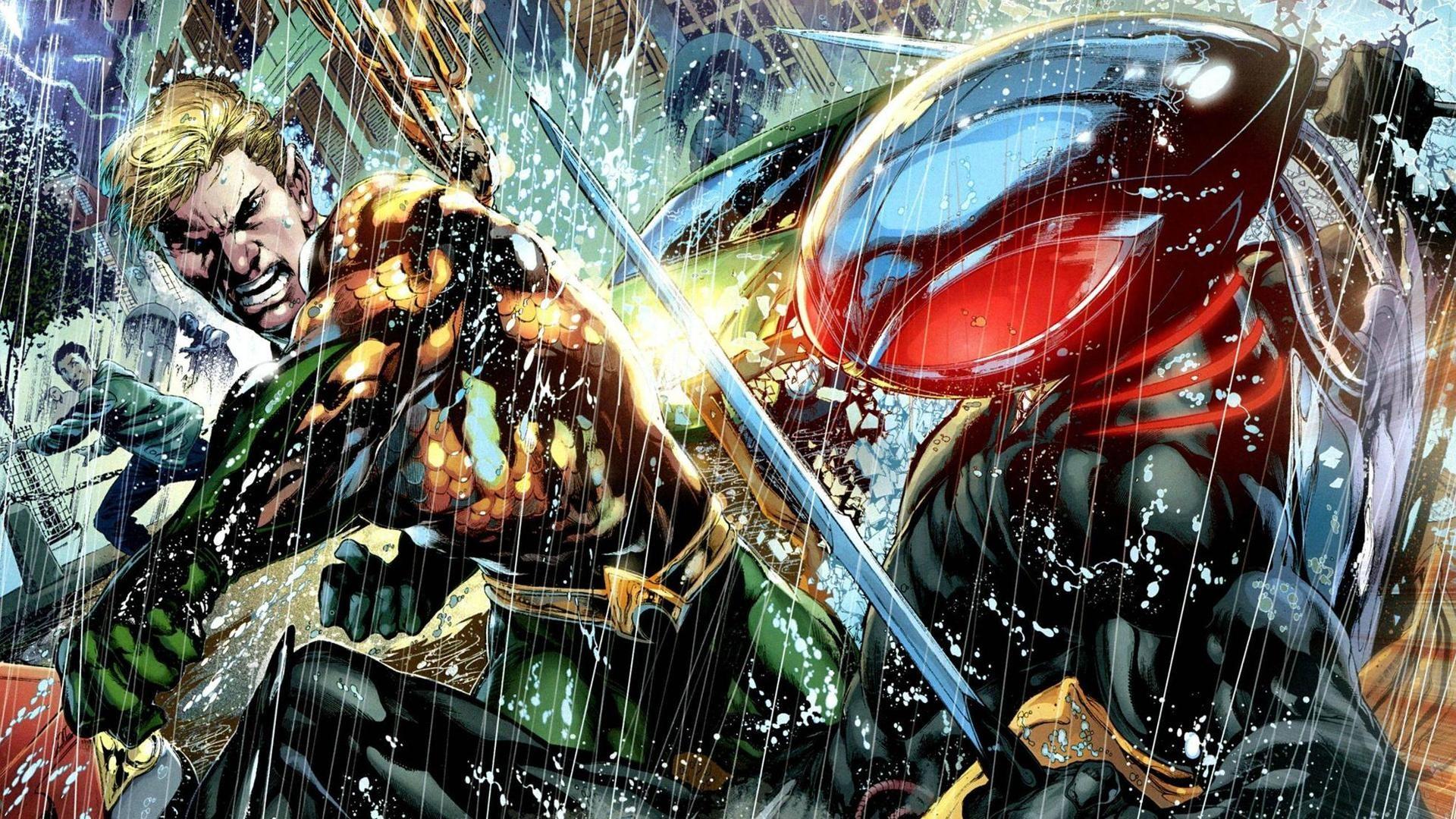 Aquaman Wallpaper 71 Pictures