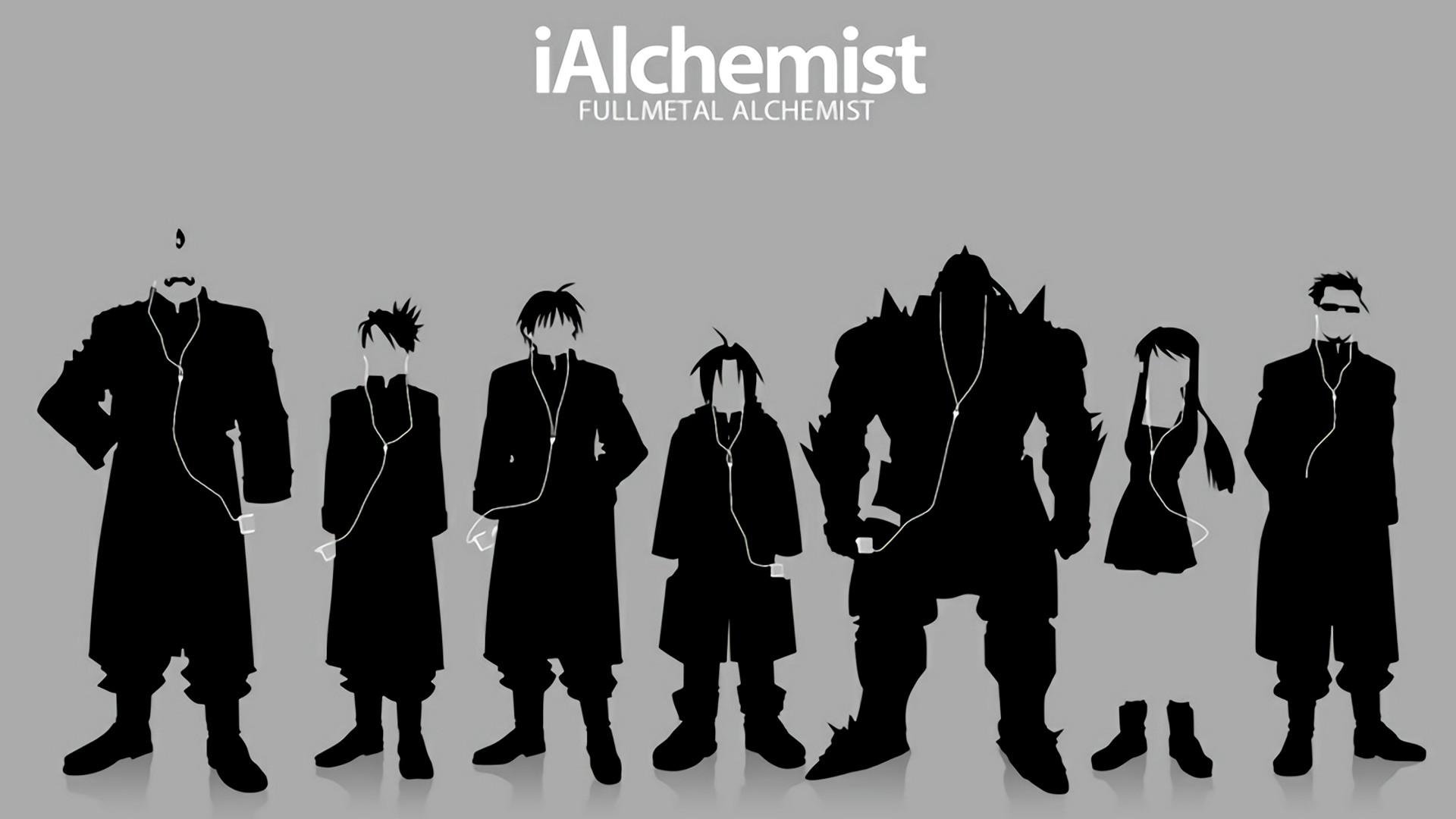 1080x1920 Anime Fullmetal Alchemist Wallpaper 195804 2560x1440