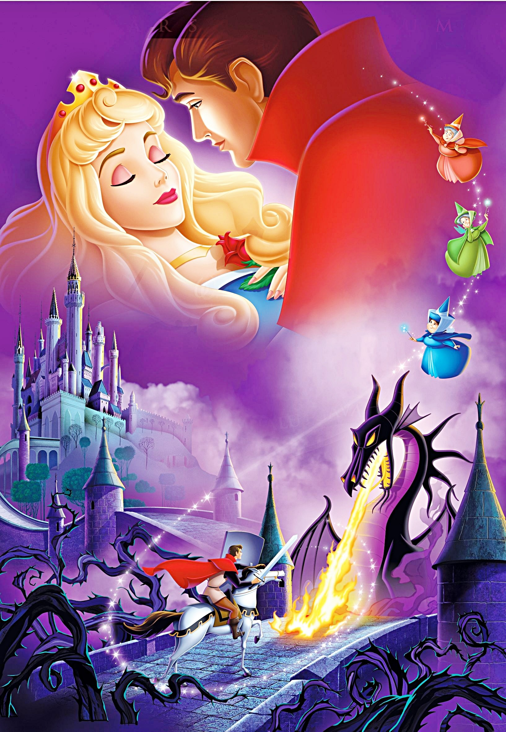 Sleeping Beauty Wallpaper Disney Princess 62 Pictures