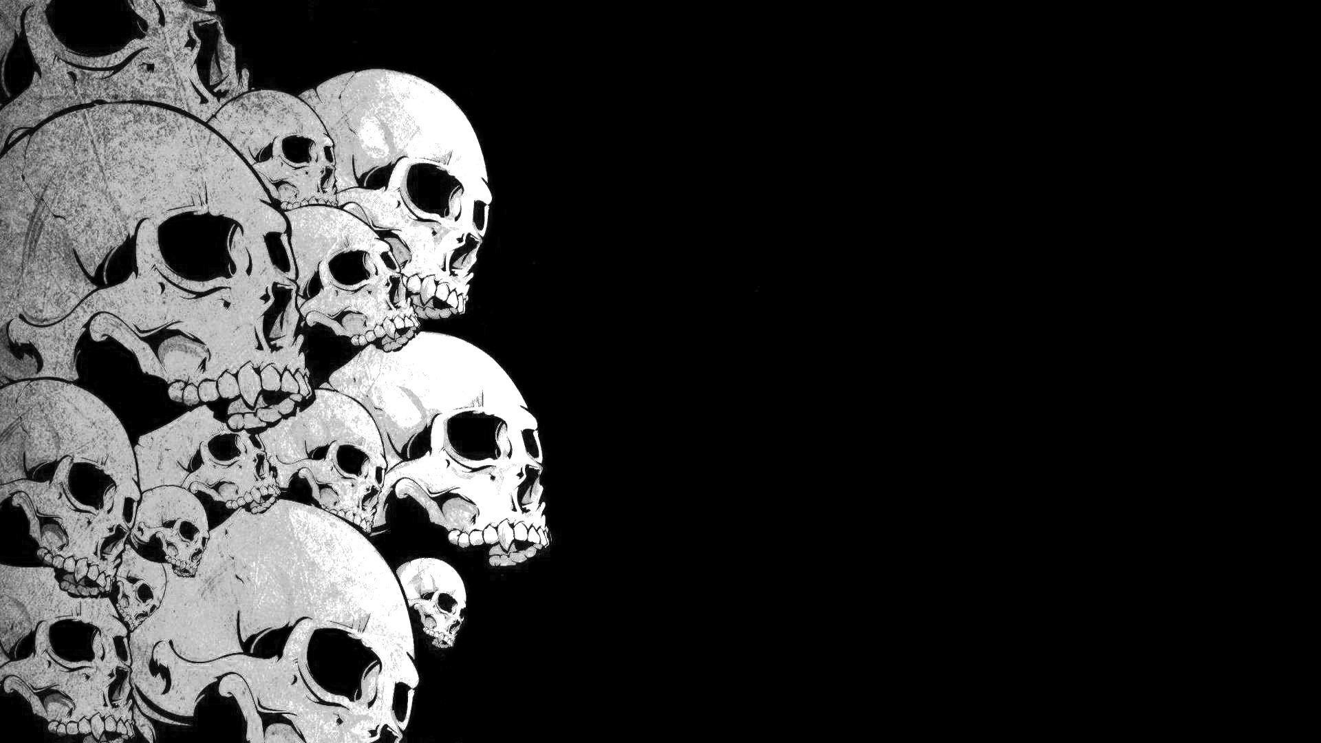 Skull Wallpaper HD (62+ pictures)