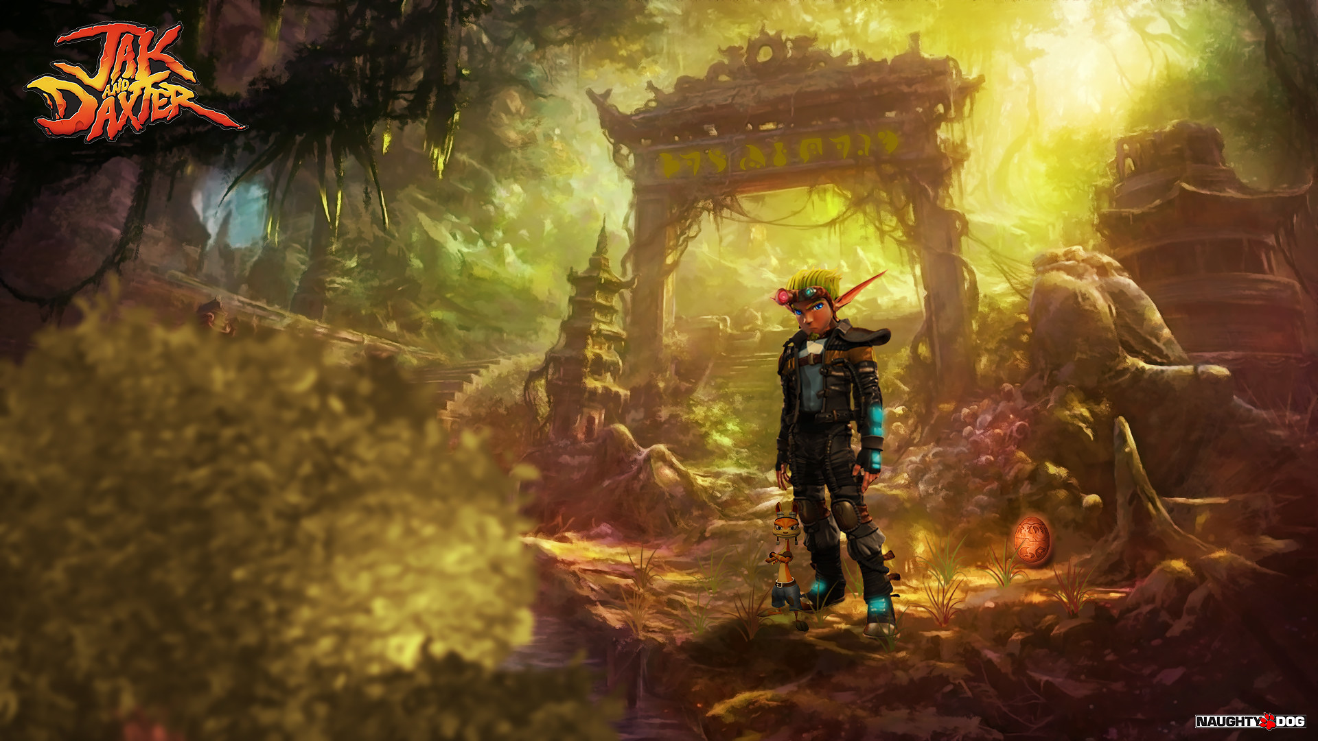 Jak And Daxter Wallpapers 74 Pictures