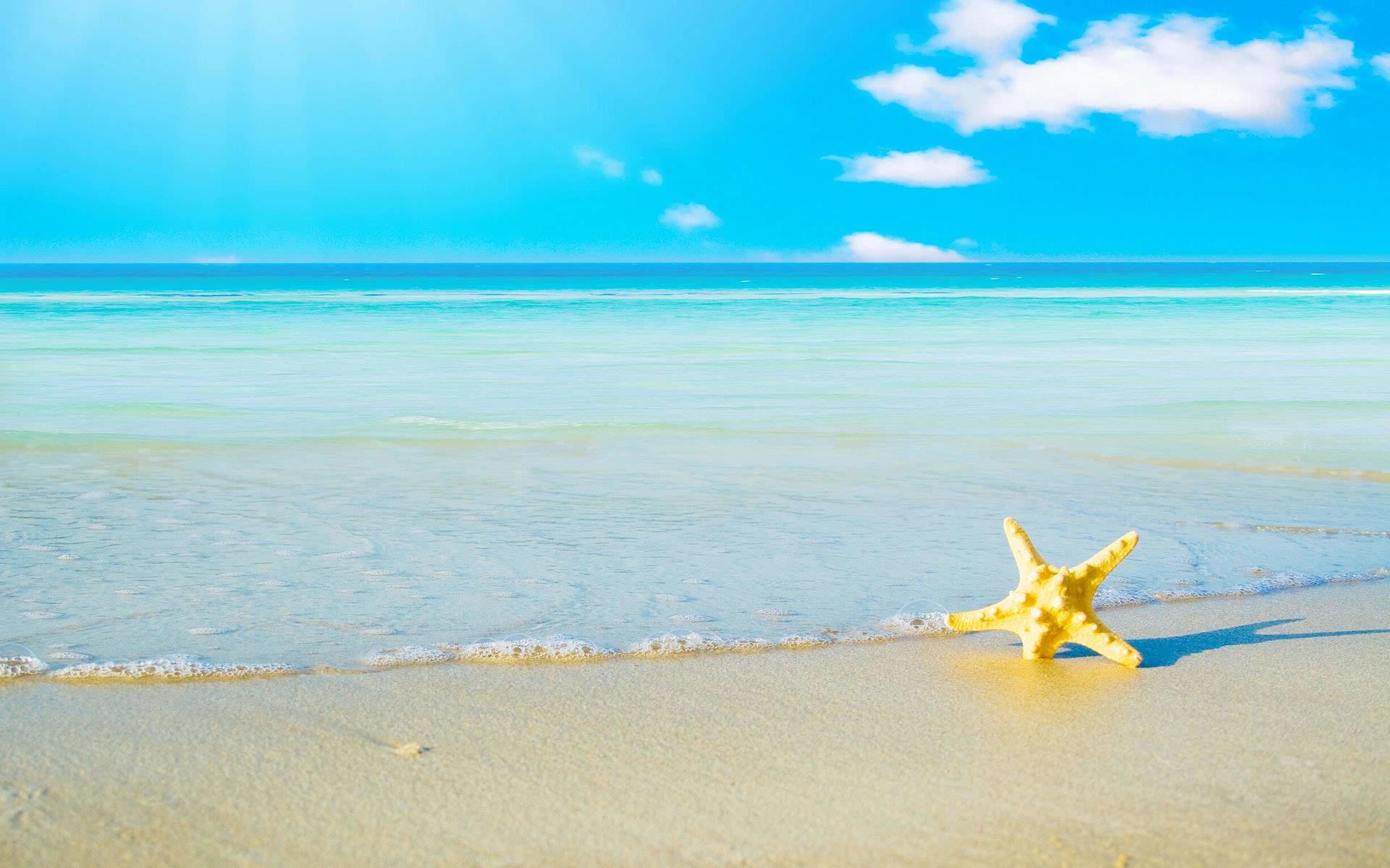 Ipad Wallpaper Beach Scenes: Summer Scene Wallpaper (44+ Pictures