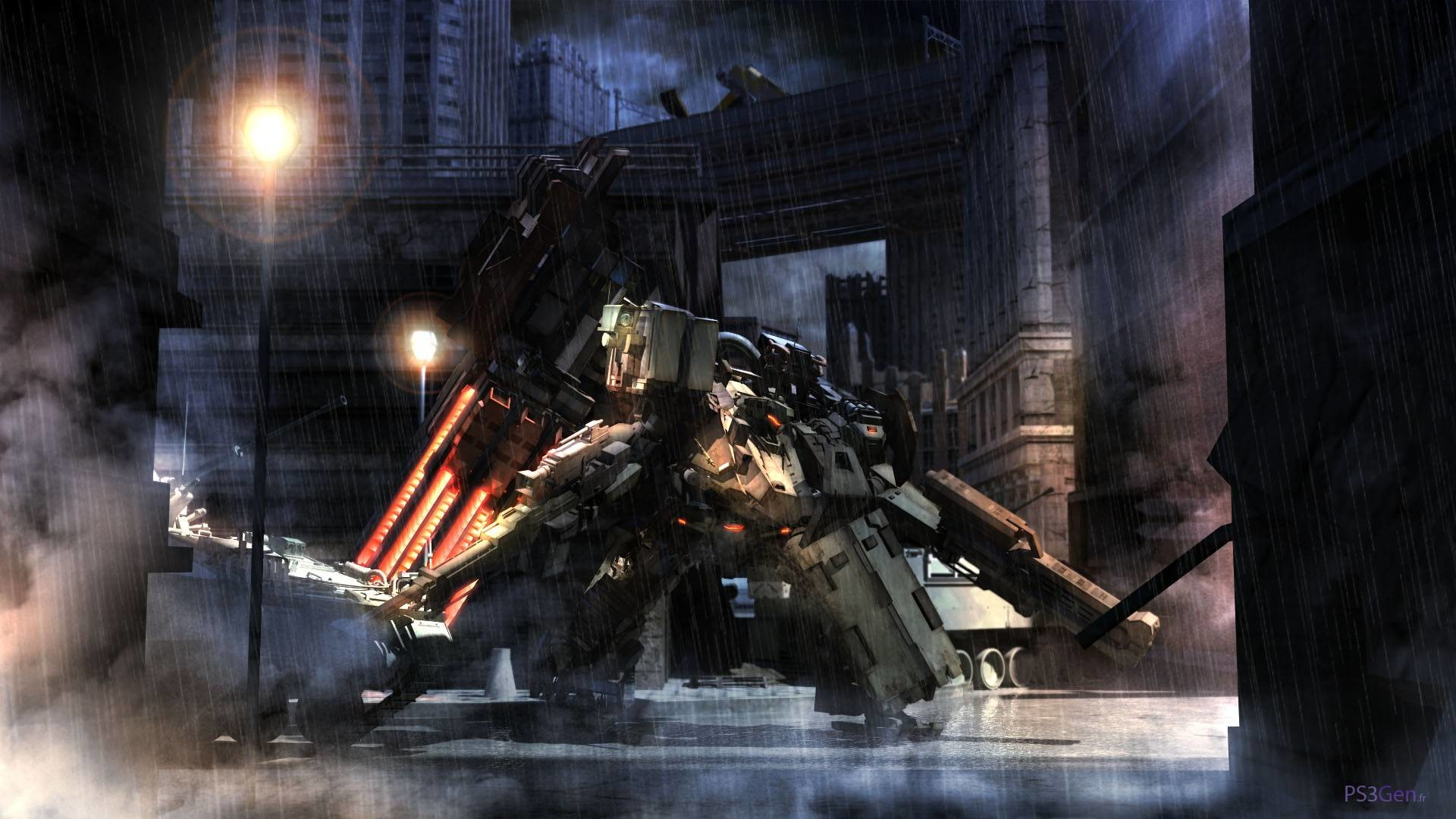 Armored Core Wallpaper 66 Pictures