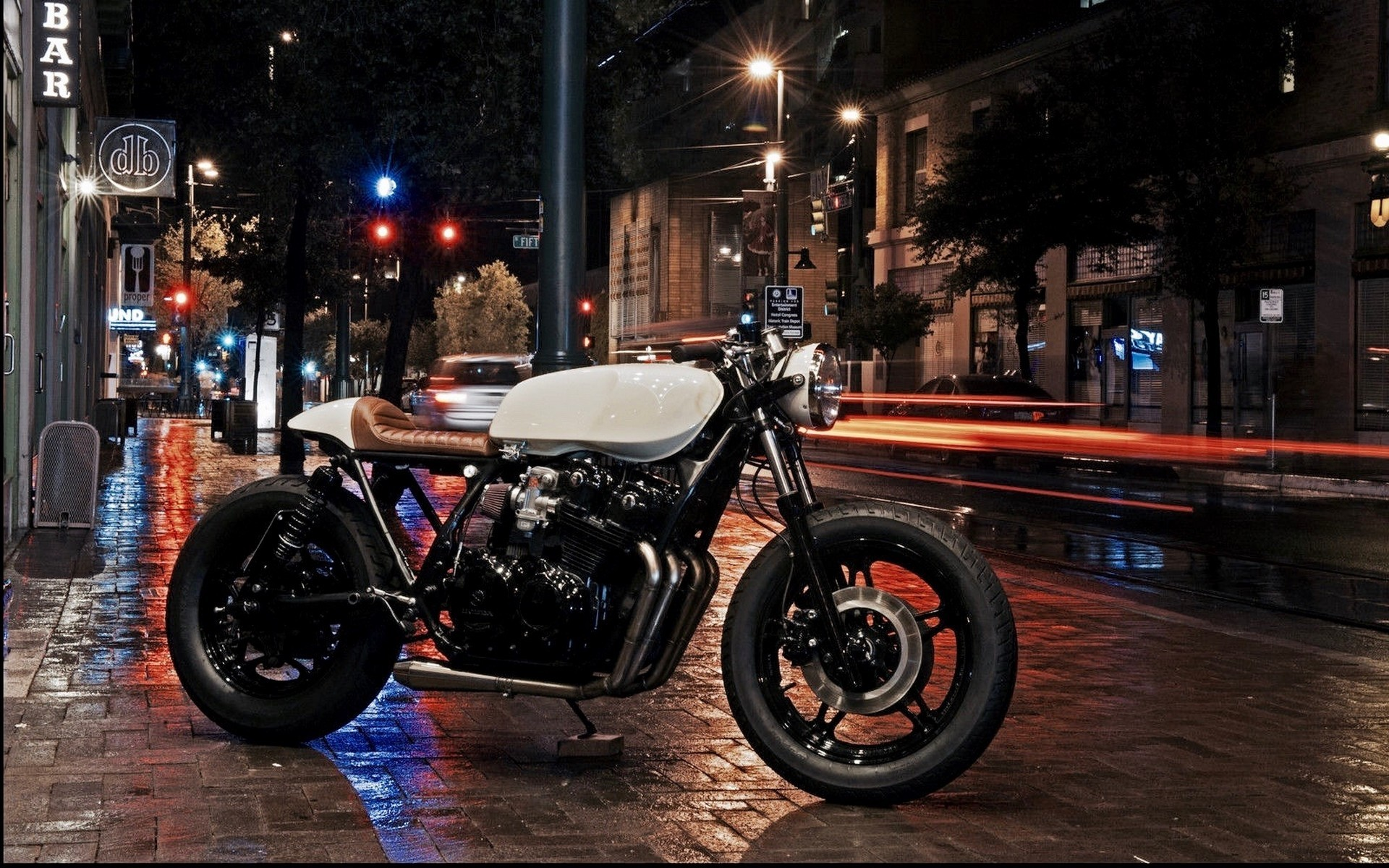Cafe Racer Wallpaper (65+ Pictures)