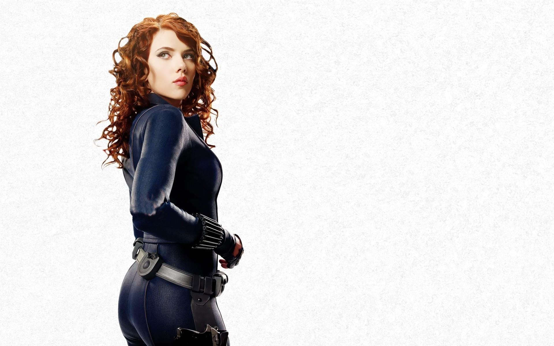 Iron Man  Scarlett Johansson iPhone