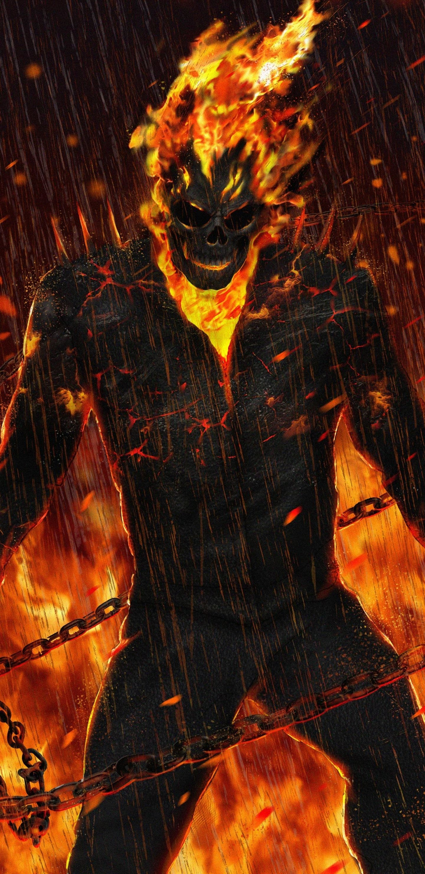 Wallpaper Ghost Rider 2 (75+ pictures)