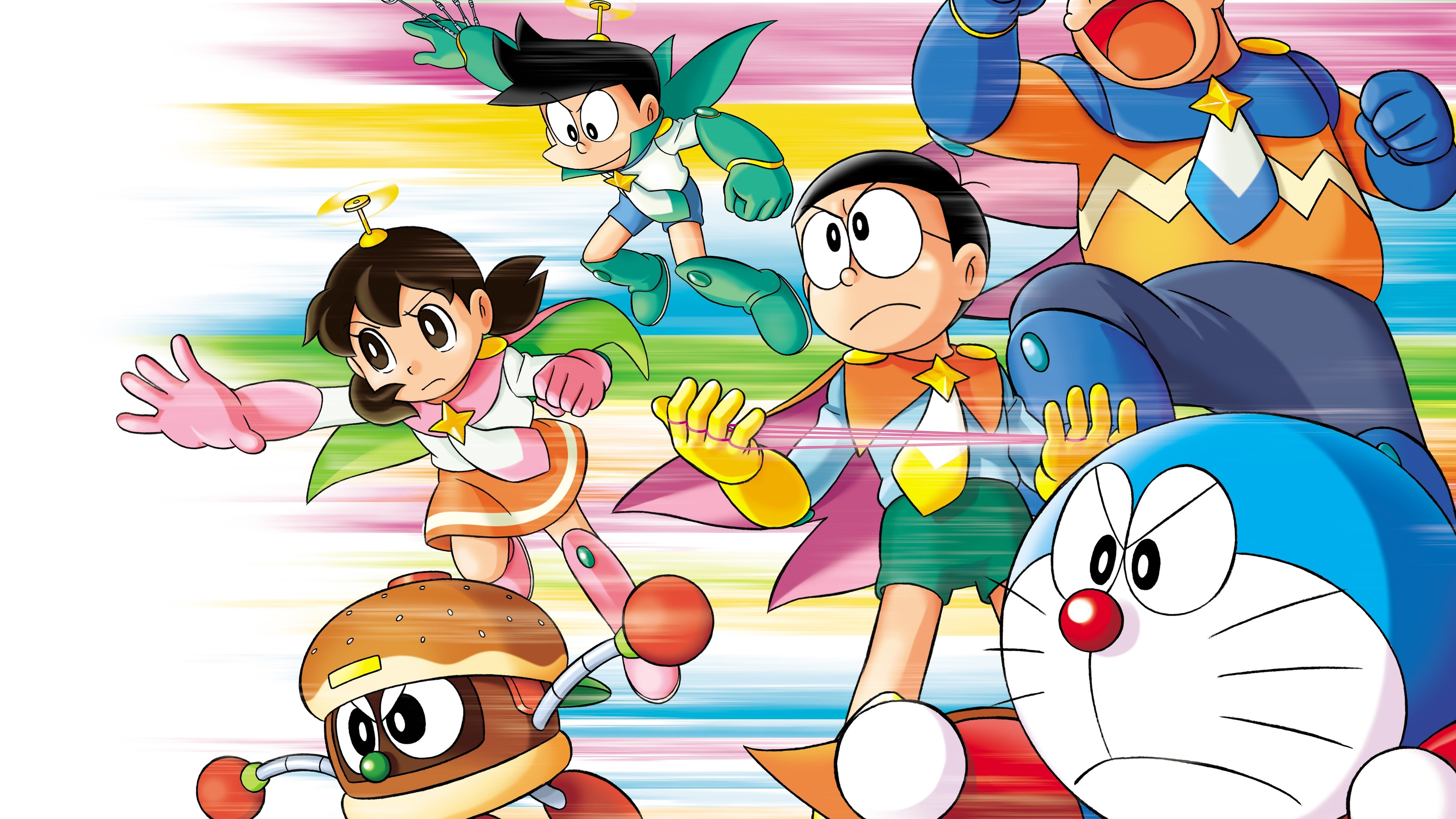 Wallpapers Doraemon 60 Pictures