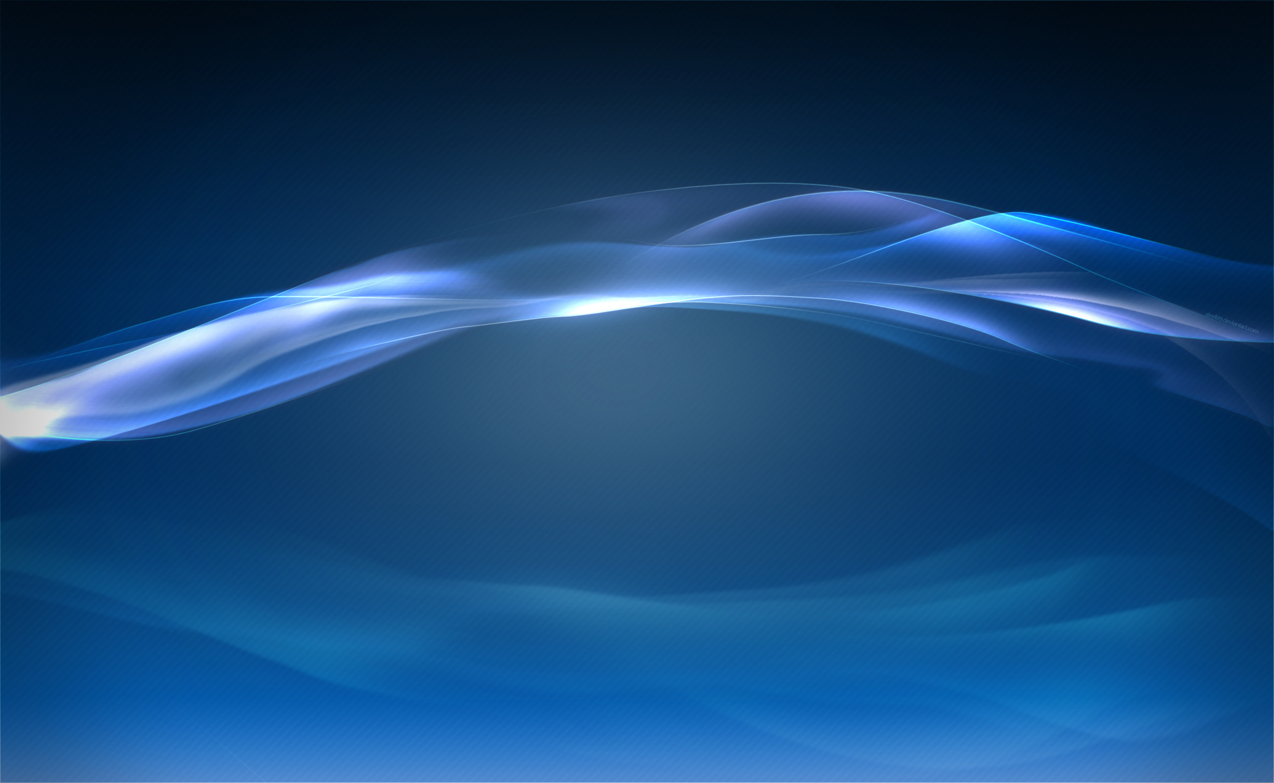 Blue Computer Background (54+ pictures)
