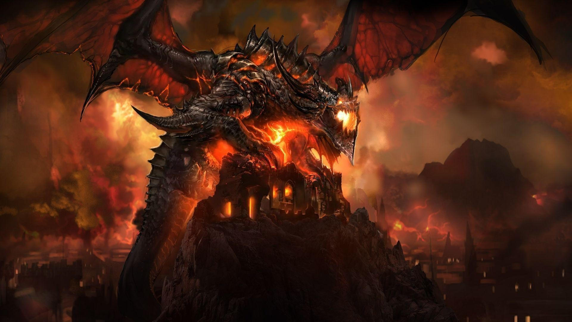 Dragon Wallpaper Hd 75 Pictures