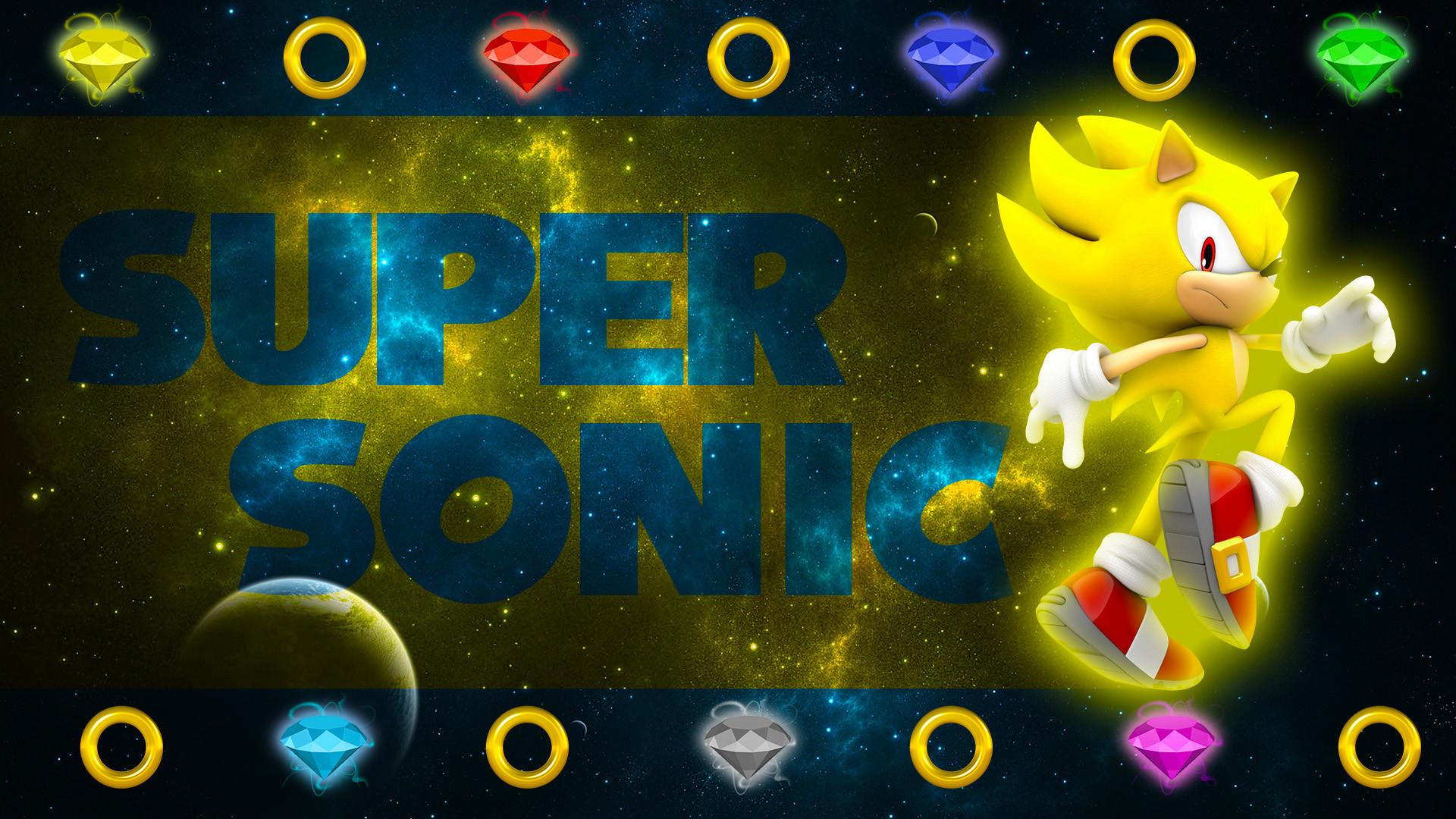 Super Sonic Wallpaper 72 Pictures