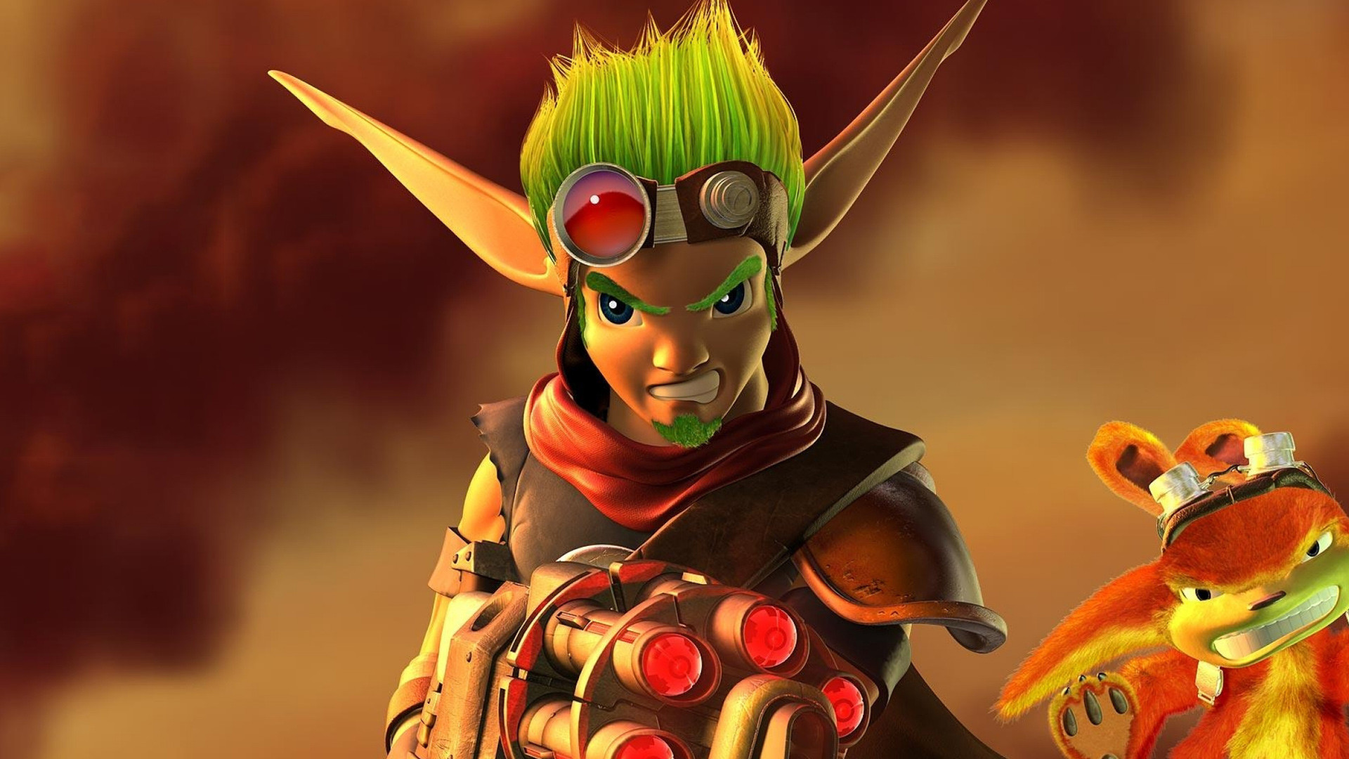 Jak and Daxter Wallpapers (74+ pictures)