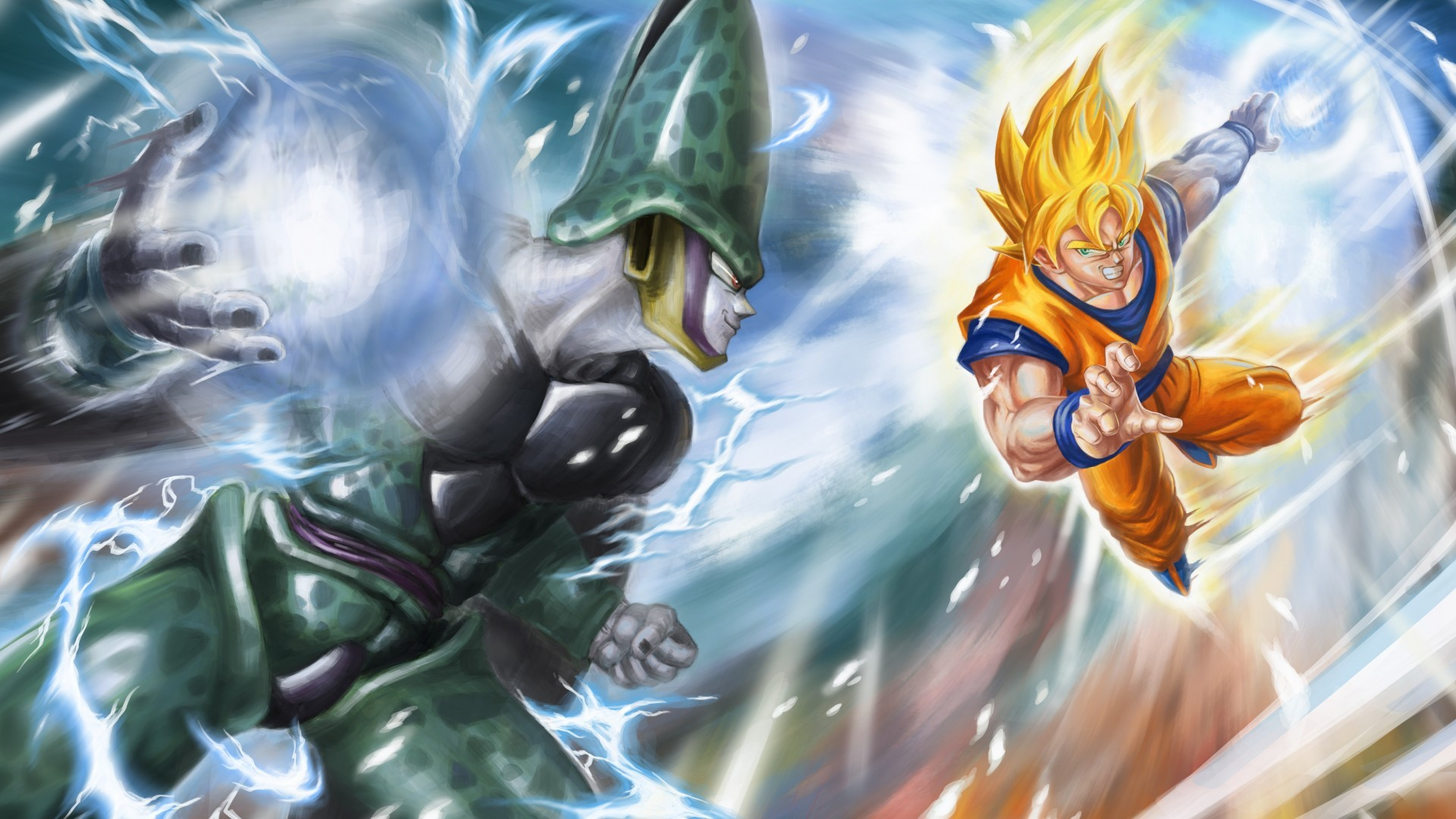 Hd Dragon Ball Z Wallpaper 72 Pictures