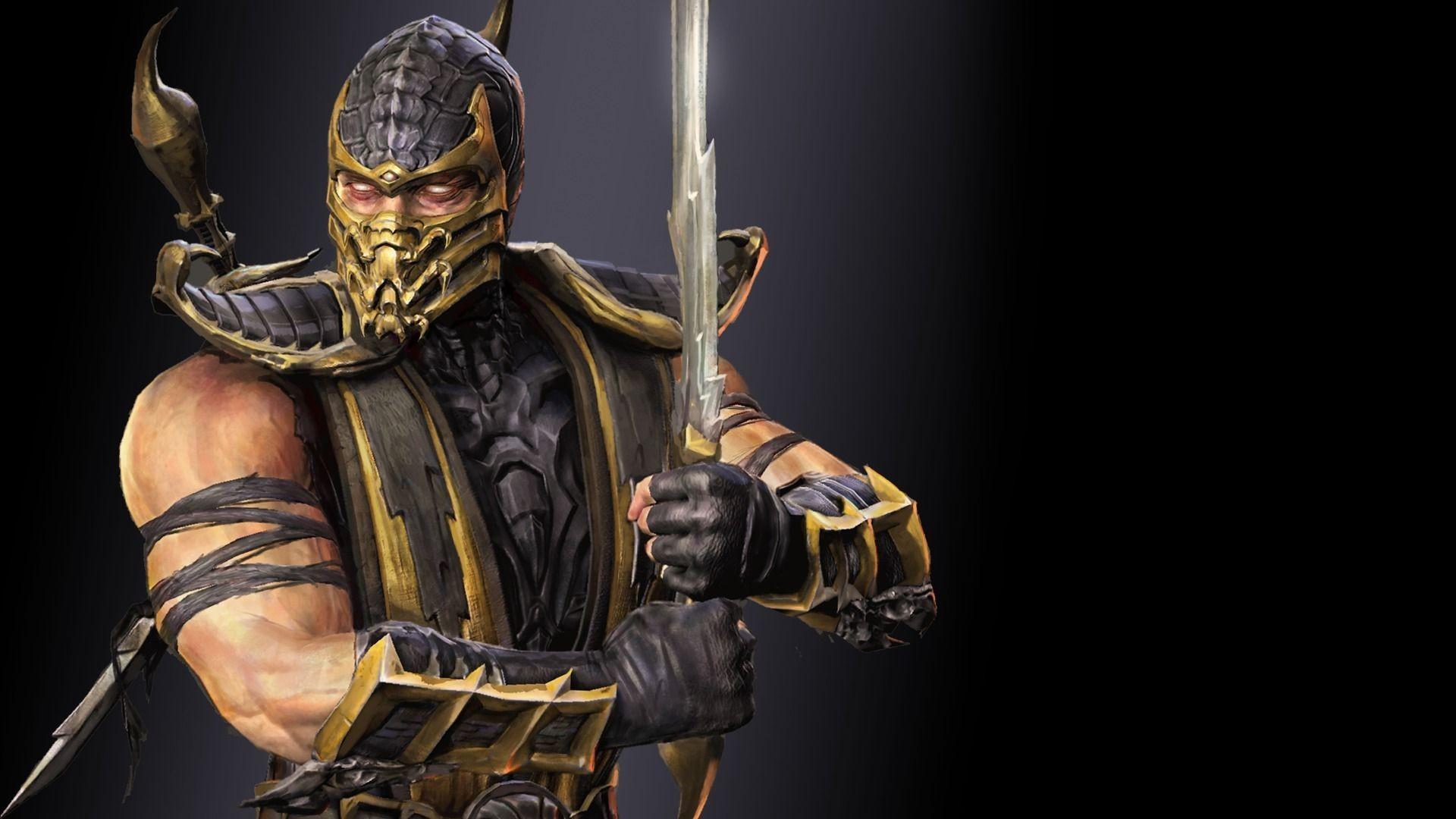 Mortal Kombat 9 Scorpion Wallpaper (63+ pictures)