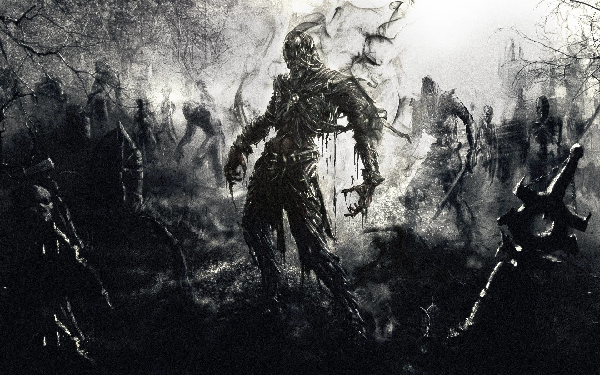 Zombie Wallpapers 70 Pictures
