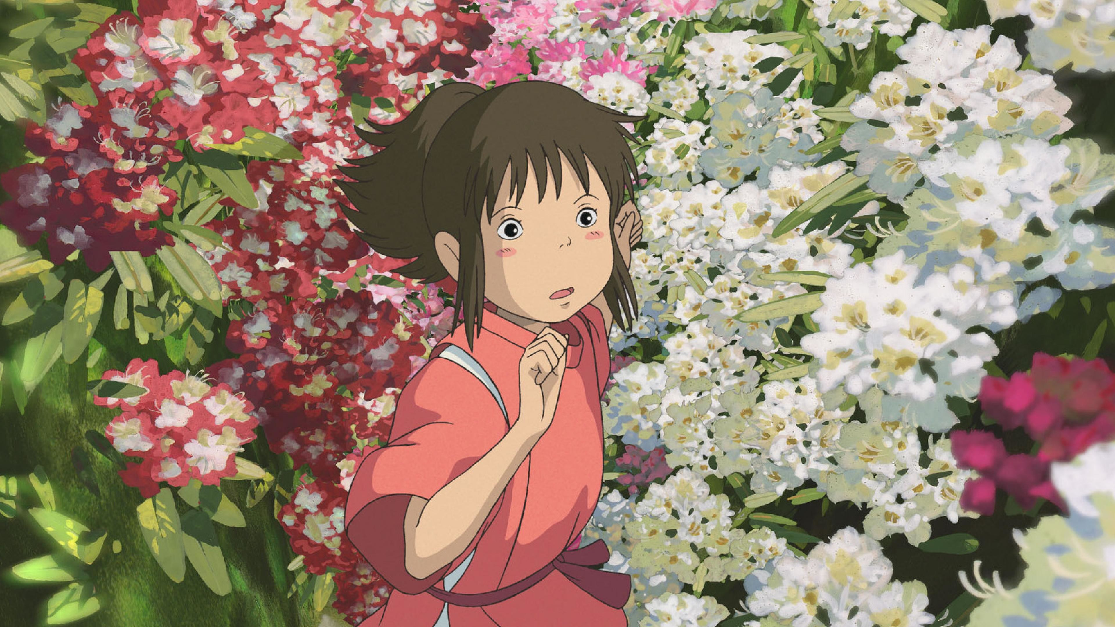 Spirited Away Background 59 Pictures