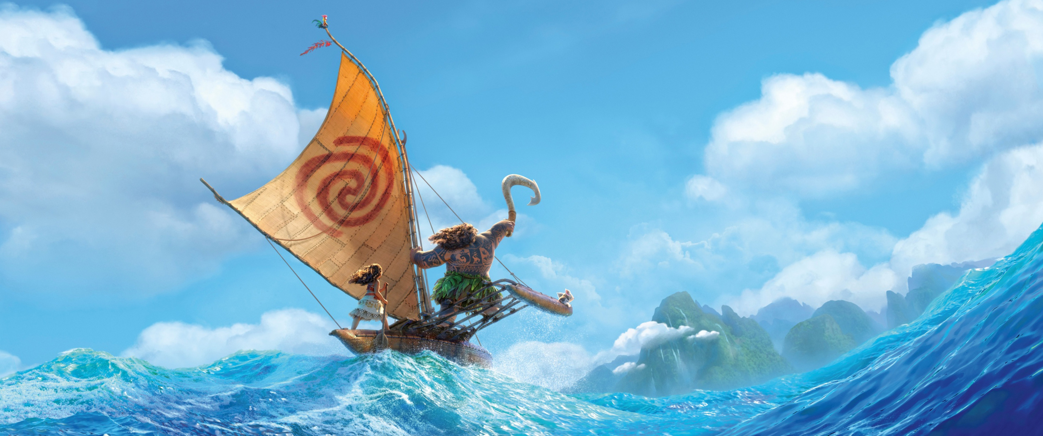 Disney Movies Hd Wallpapers: Moana Wallpapers (64+ Pictures