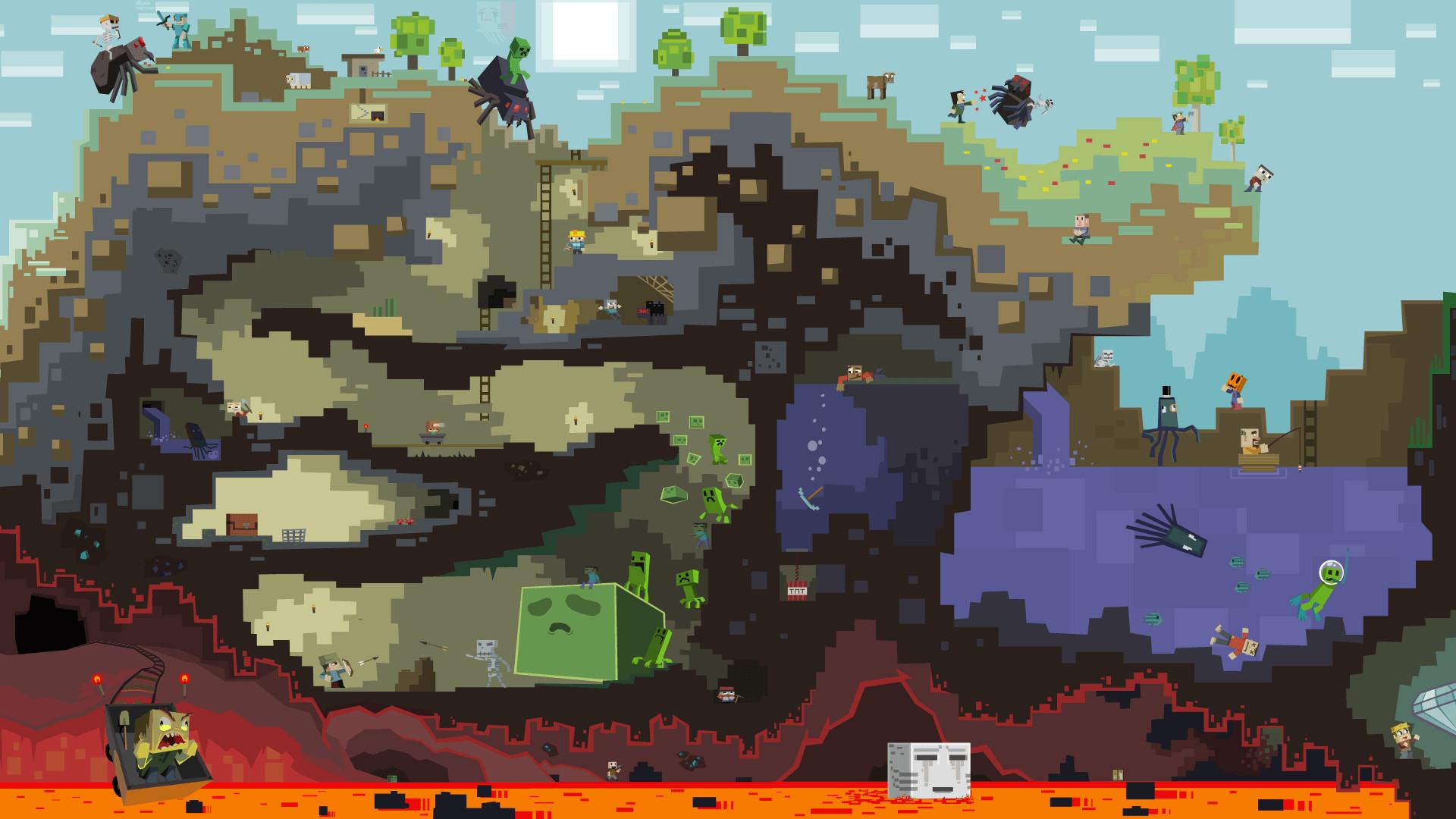 Minecraft wallpaper. ⛔ [35+] Minecraft