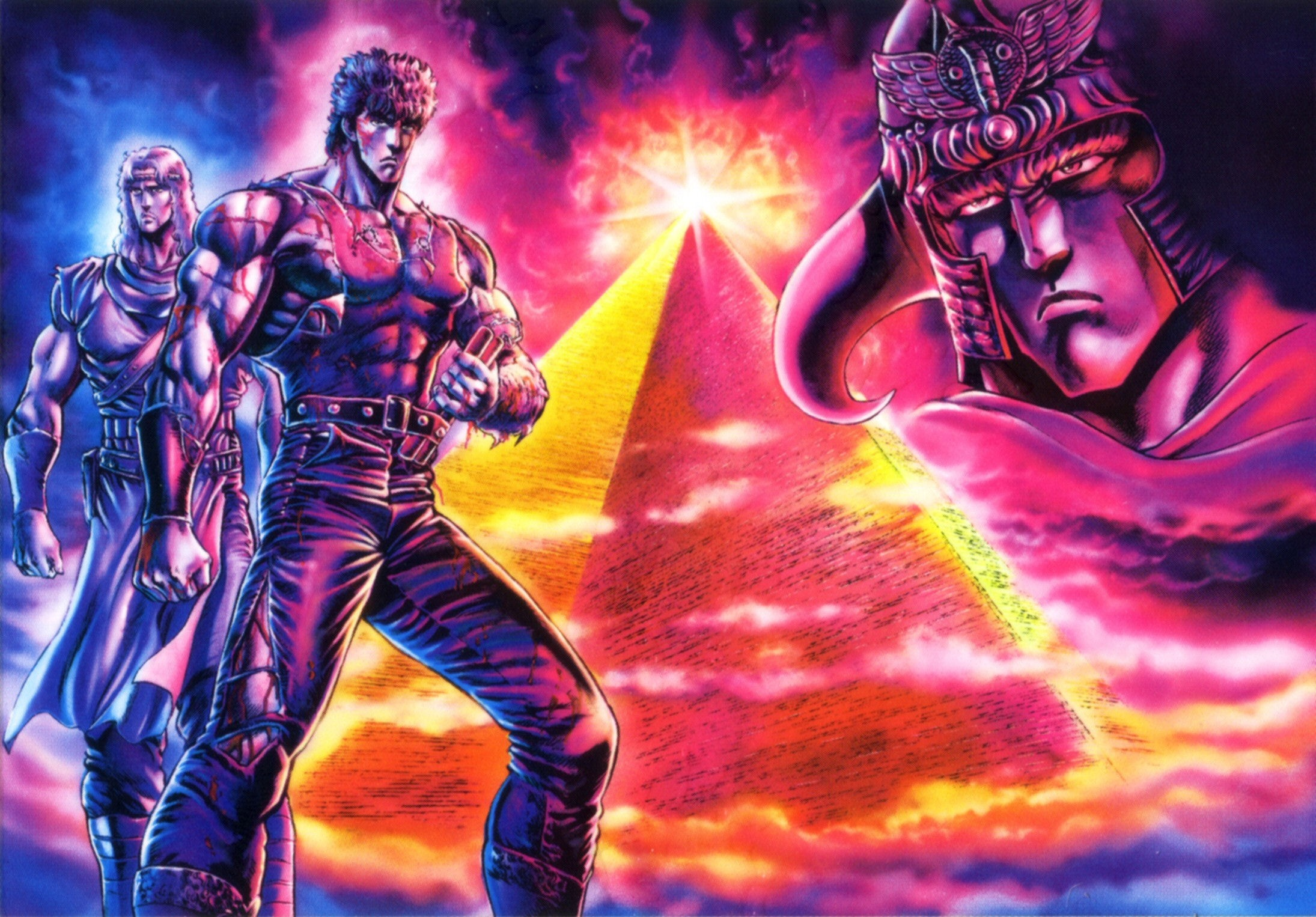 Fist Of The North Star Wallpaper 76 Pictures