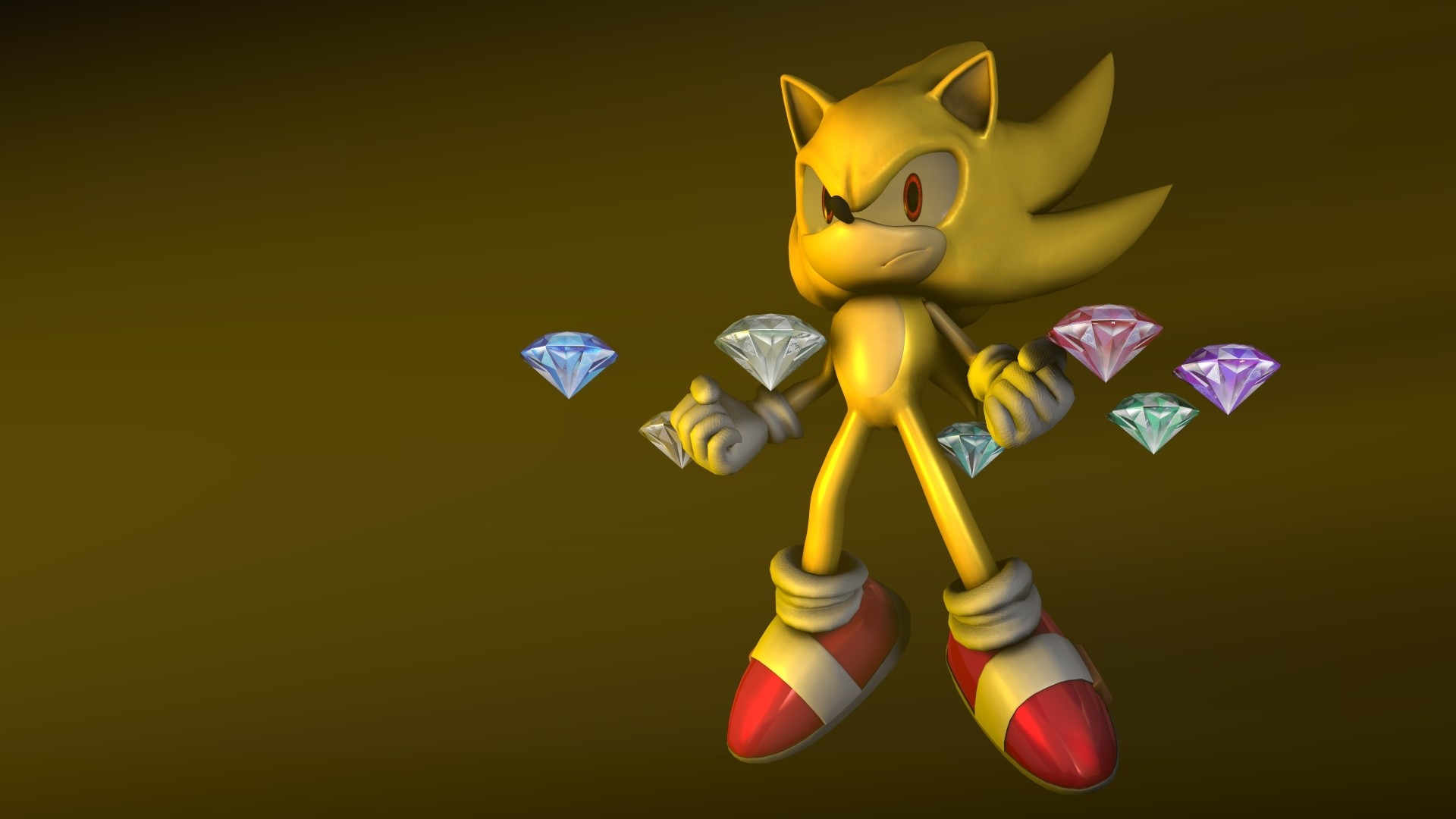 Super Sonic Wallpapers 65 Pictures