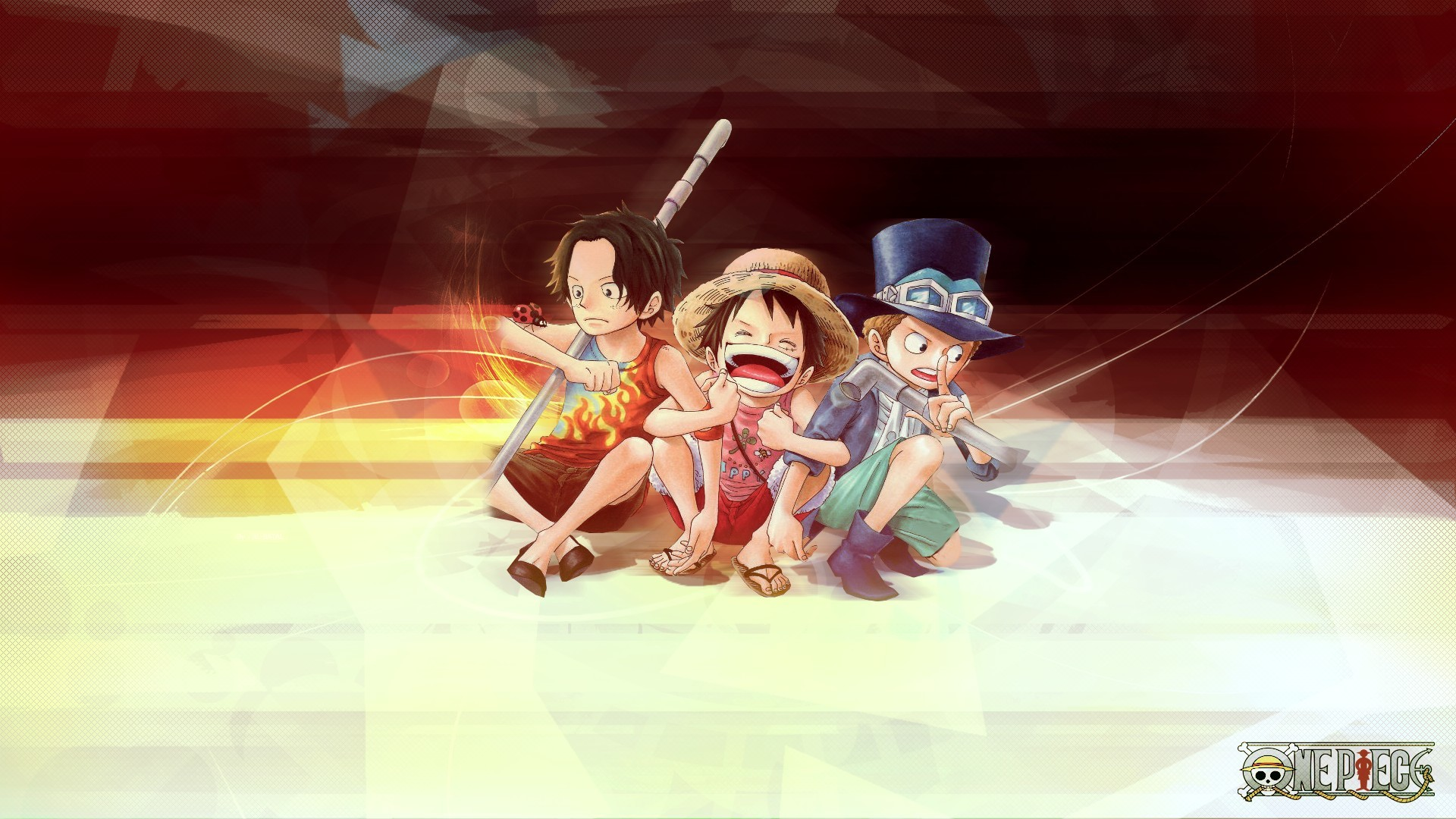 One Piece Luffy And Ace Wallpapers 67 Pictures