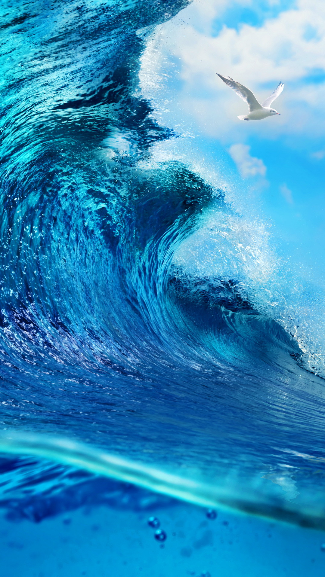 Waves Wallpaper (70+ pictures)