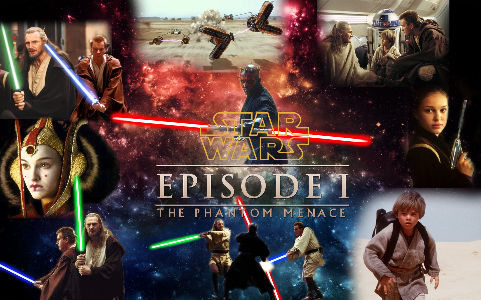 Star Wars Episode 1 Wallpaper 66 Pictures