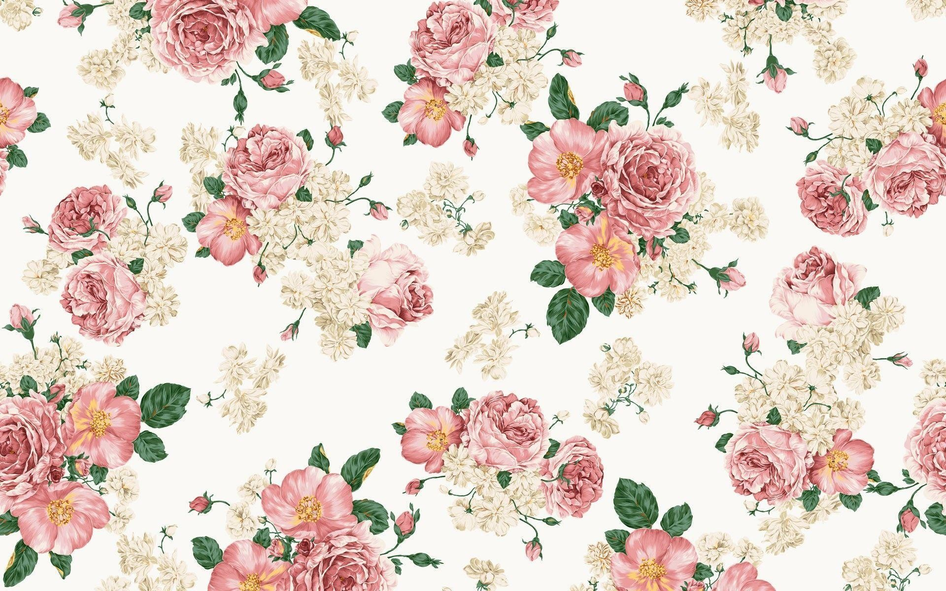 Floral Desktop Wallpaper 64 Pictures