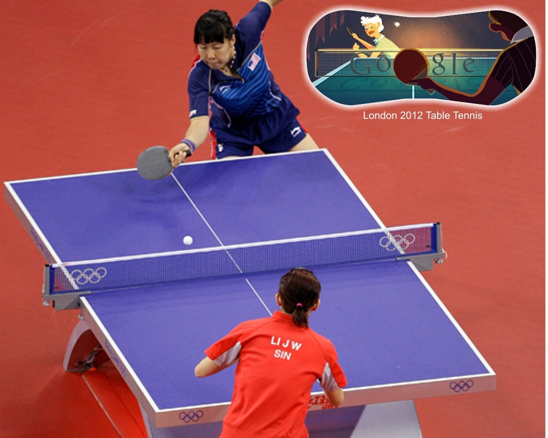 Table Tennis Wallpapers (65+ pictures)