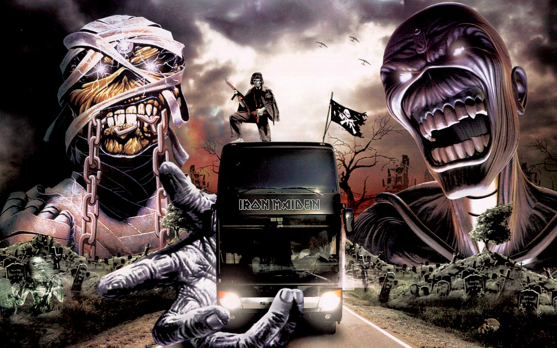 Metal Band Wallpapers 54 Pictures