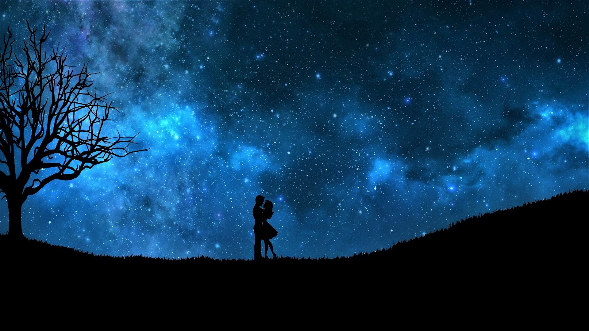 Night Sky Backgrounds (67+ pictures)