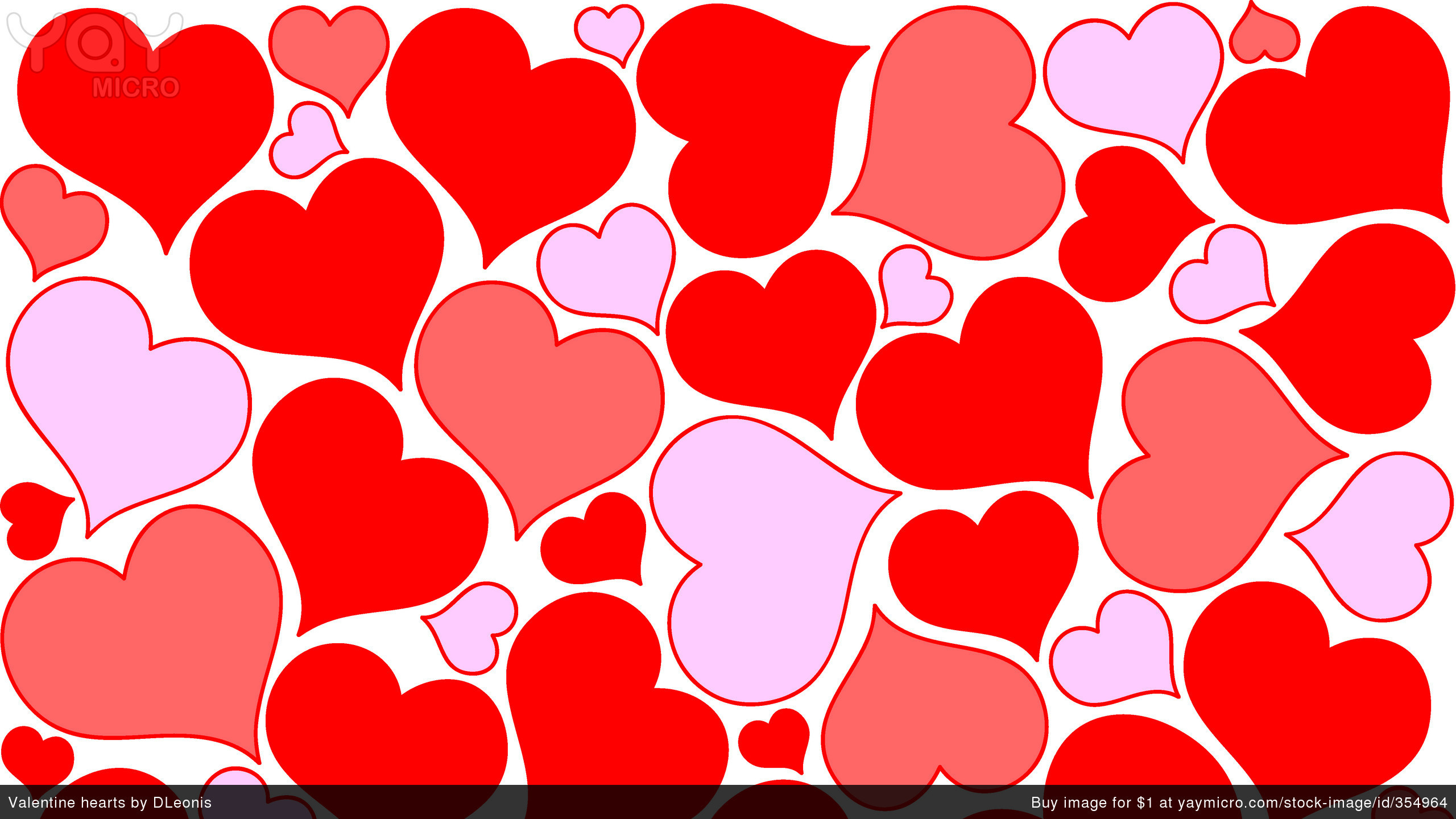 Hearts Background 50 Pictures