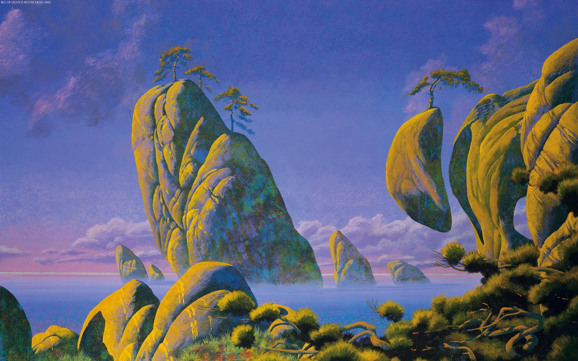 Trippy Landscape Wallpaper 61 Pictures