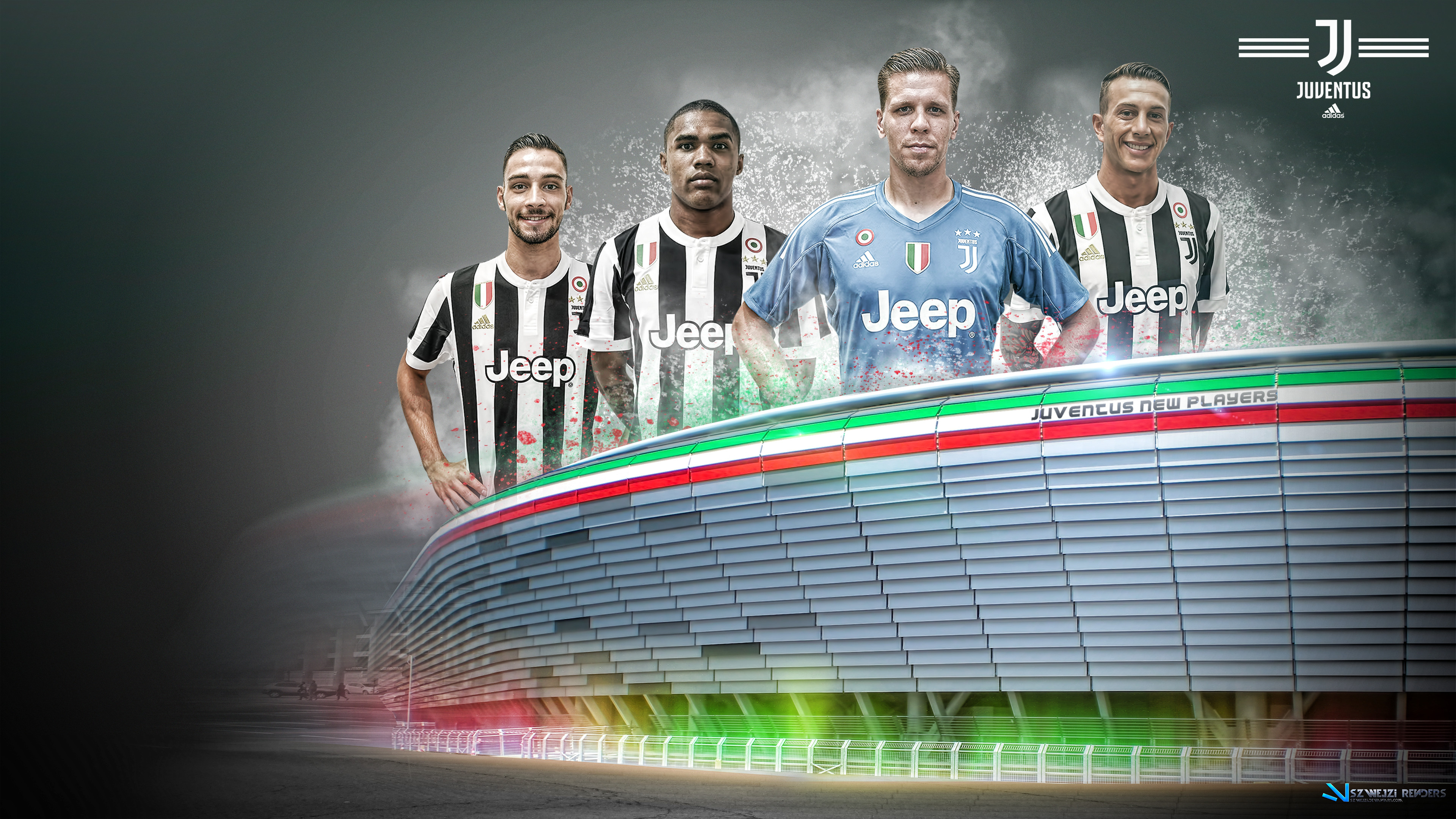 Juventus Wallpaper 2018 (72+ pictures) Soccer Backgrounds For Iphone