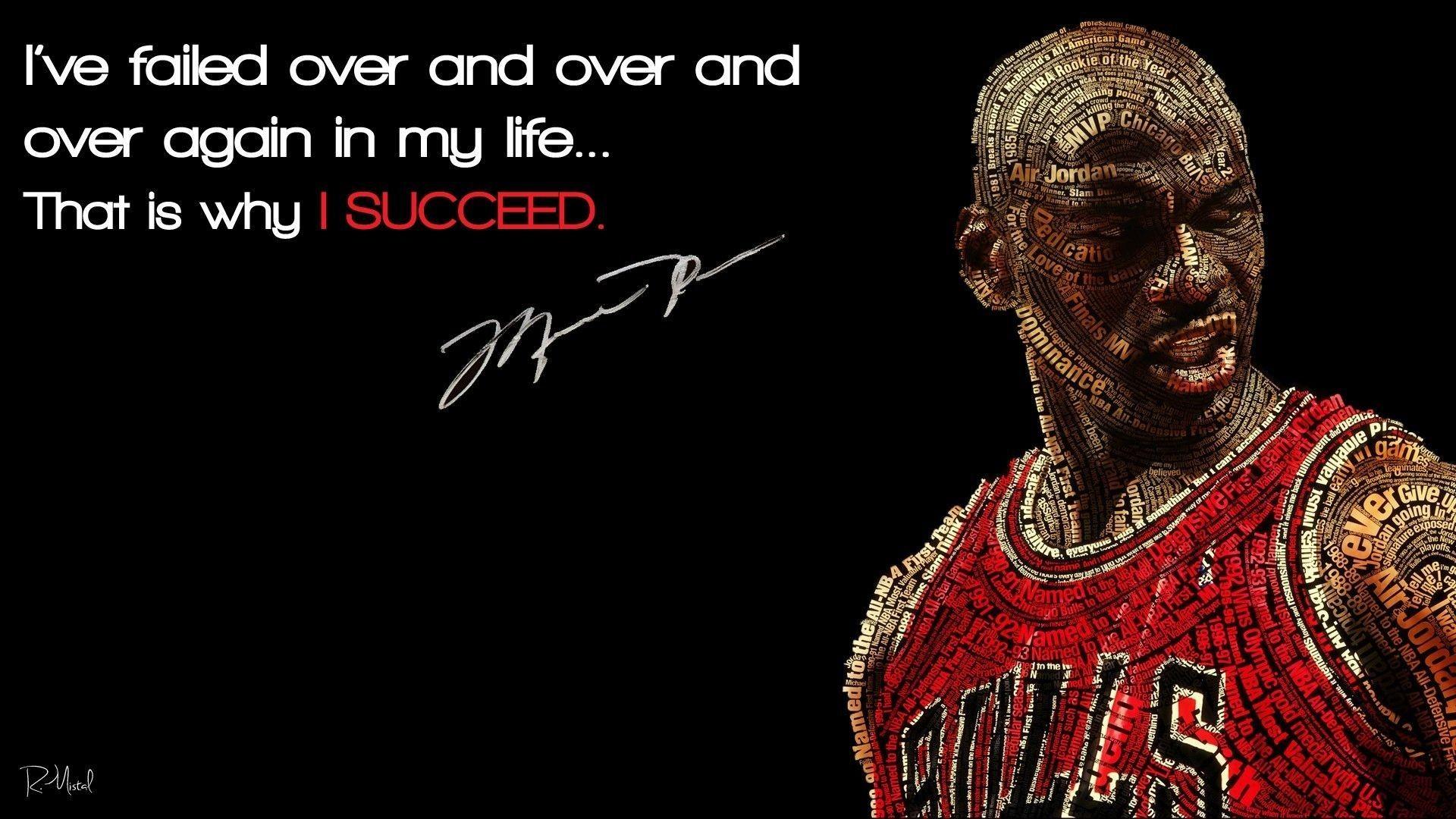 Michael Jordan Quote Wallpaper 76 Pictures