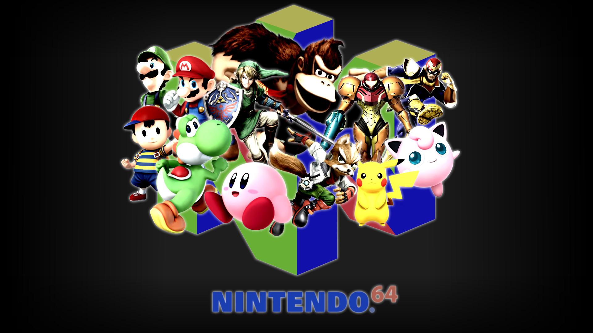 Nintendo 64 Wallpapers 68 Pictures