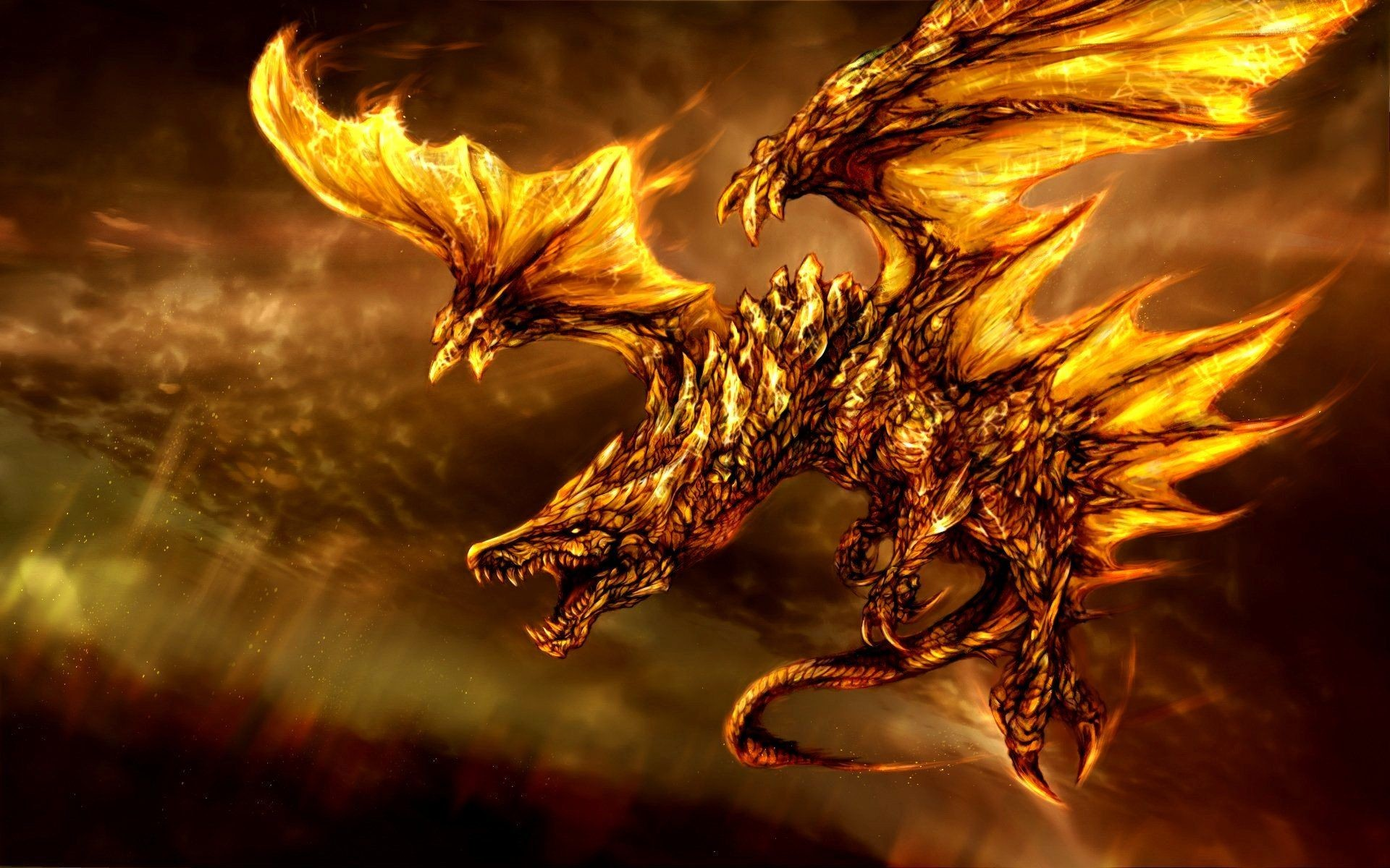 Dragon Wallpapers 3D (58+ pictures)